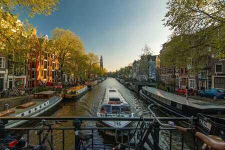 Direktflug Entspannung in Amsterdam ab 34 EUR