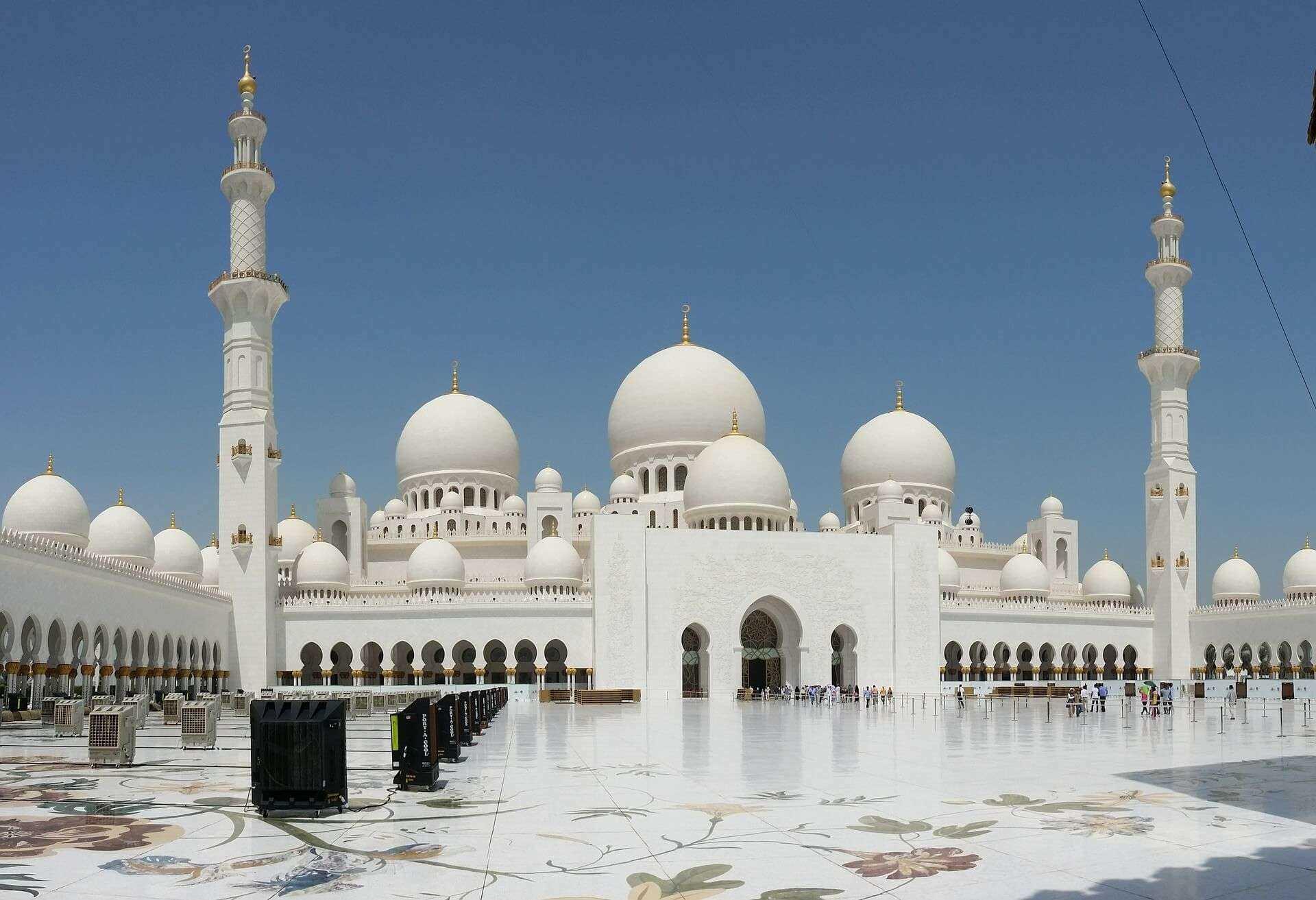 Direktflüge und Billigflüge ab Amsterdam nach Abu Dhabi