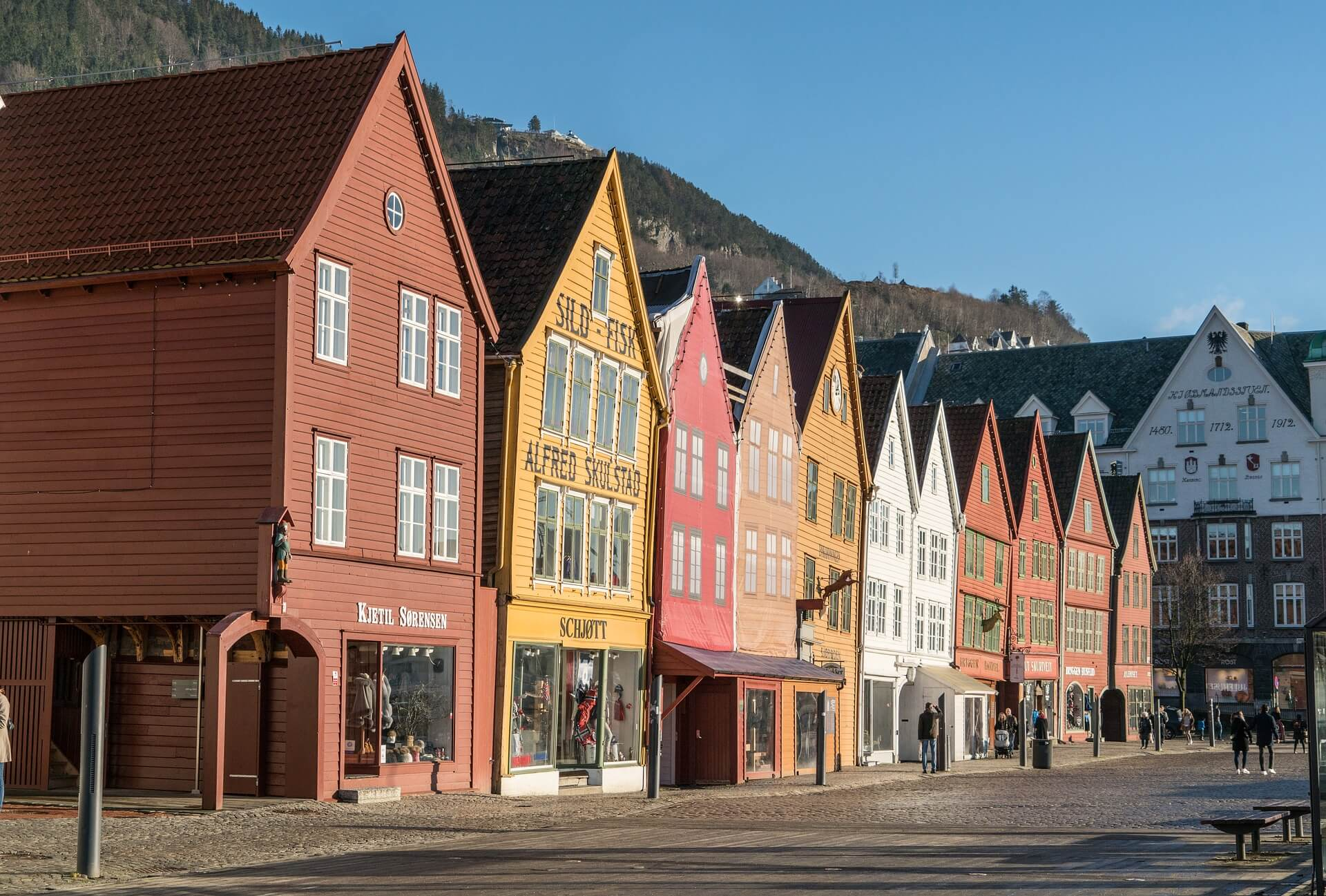 Direktflüge und Billigflüge nach Bergen
