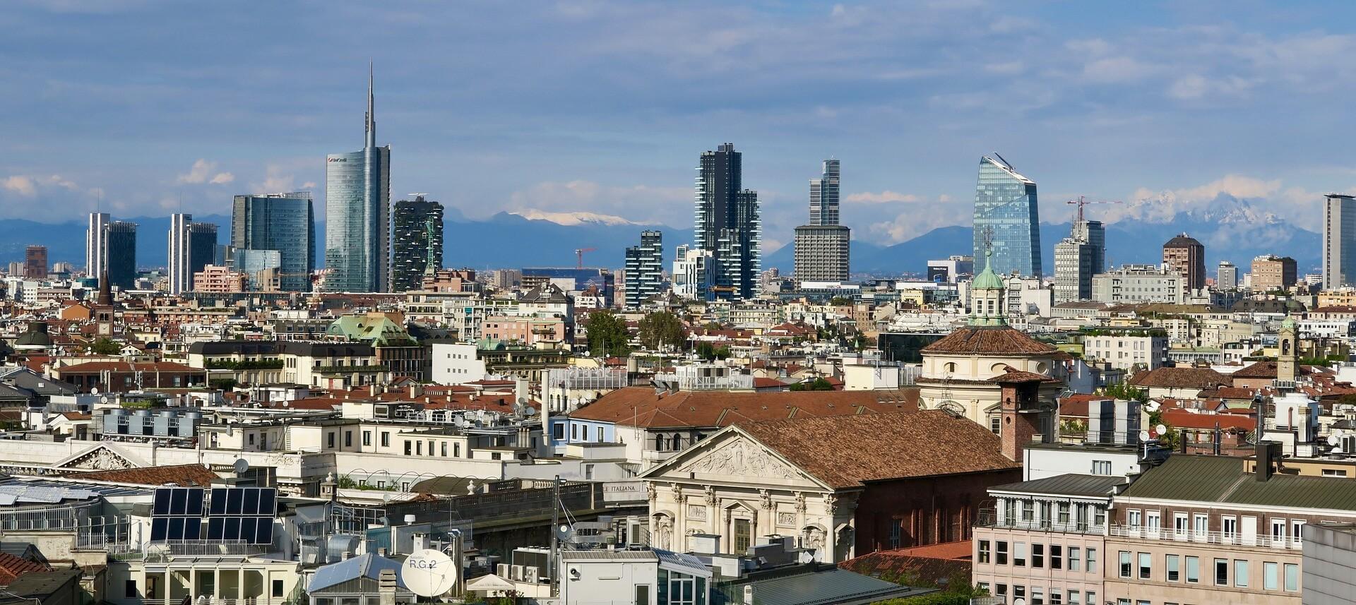 Direktflüge und Billigflüge ab Frankfurt nach Mailand Bergamo