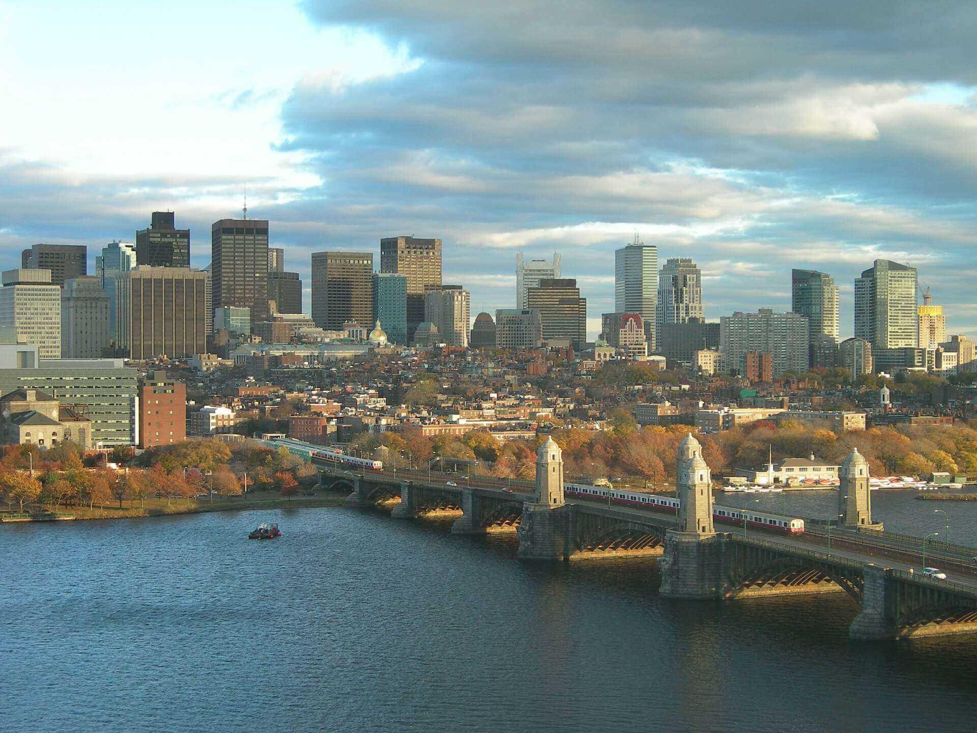 Direktflüge und Billigflüge ab München nach Boston