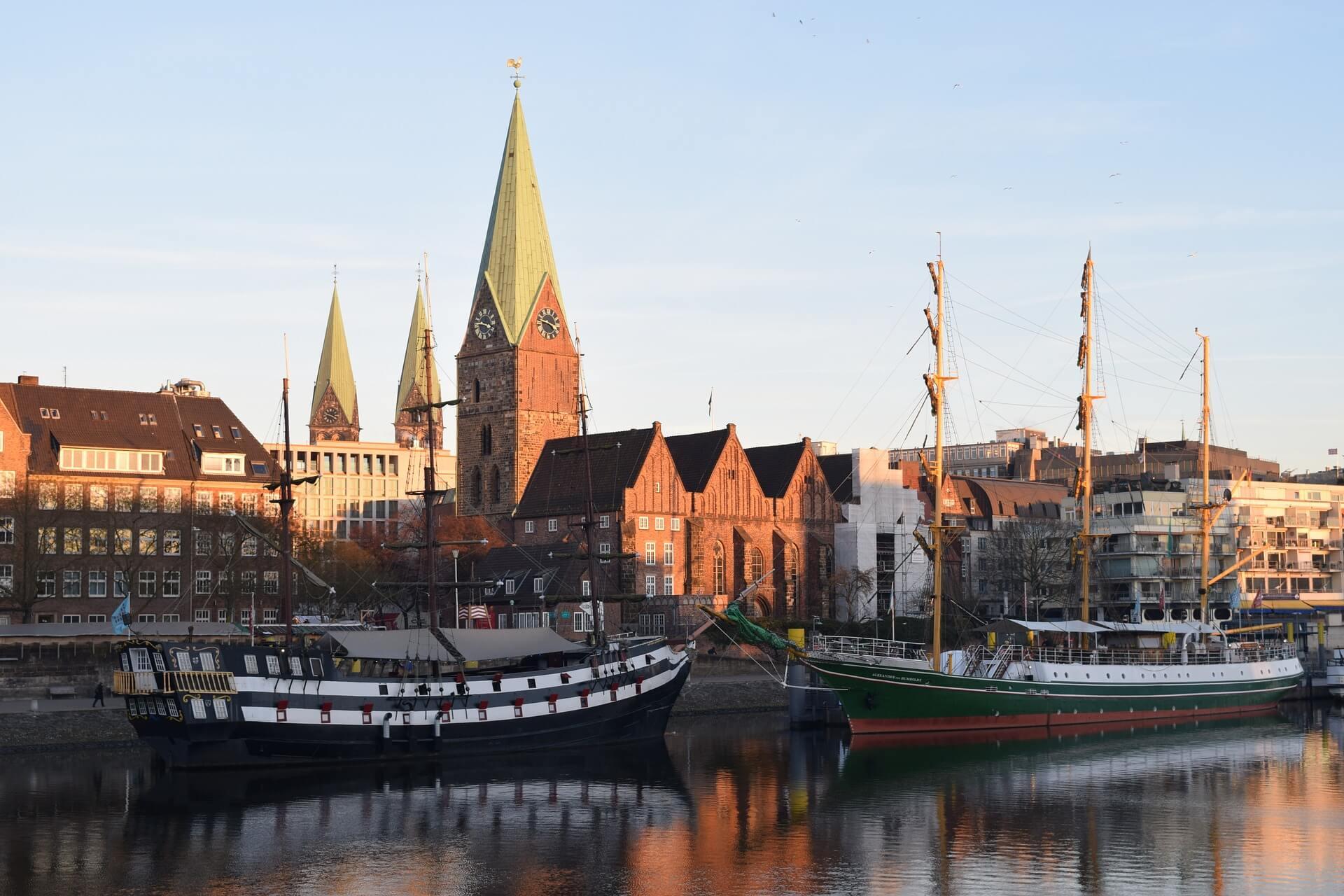 Direktflüge und Billigflüge ab Bremen