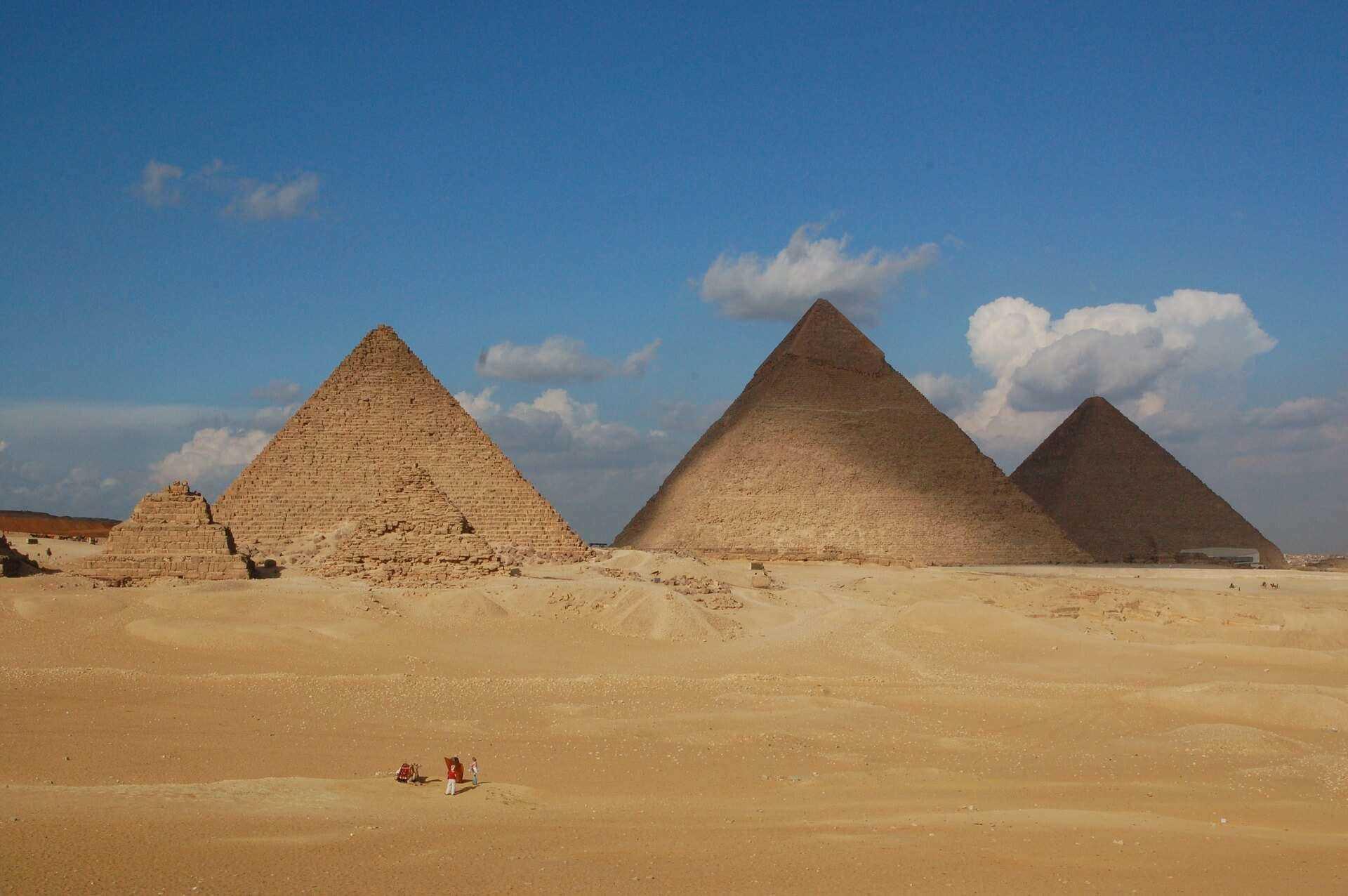 Direktflüge und Billigflüge nach Kairo