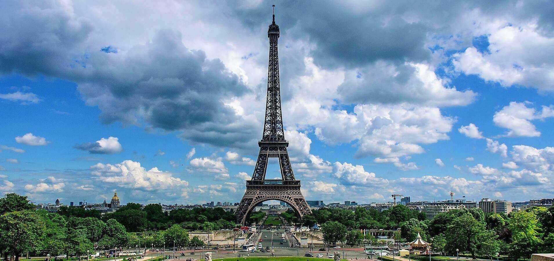 Direktflüge und Billigflüge ab Düsseldorf nach Paris Charles de Gaulle