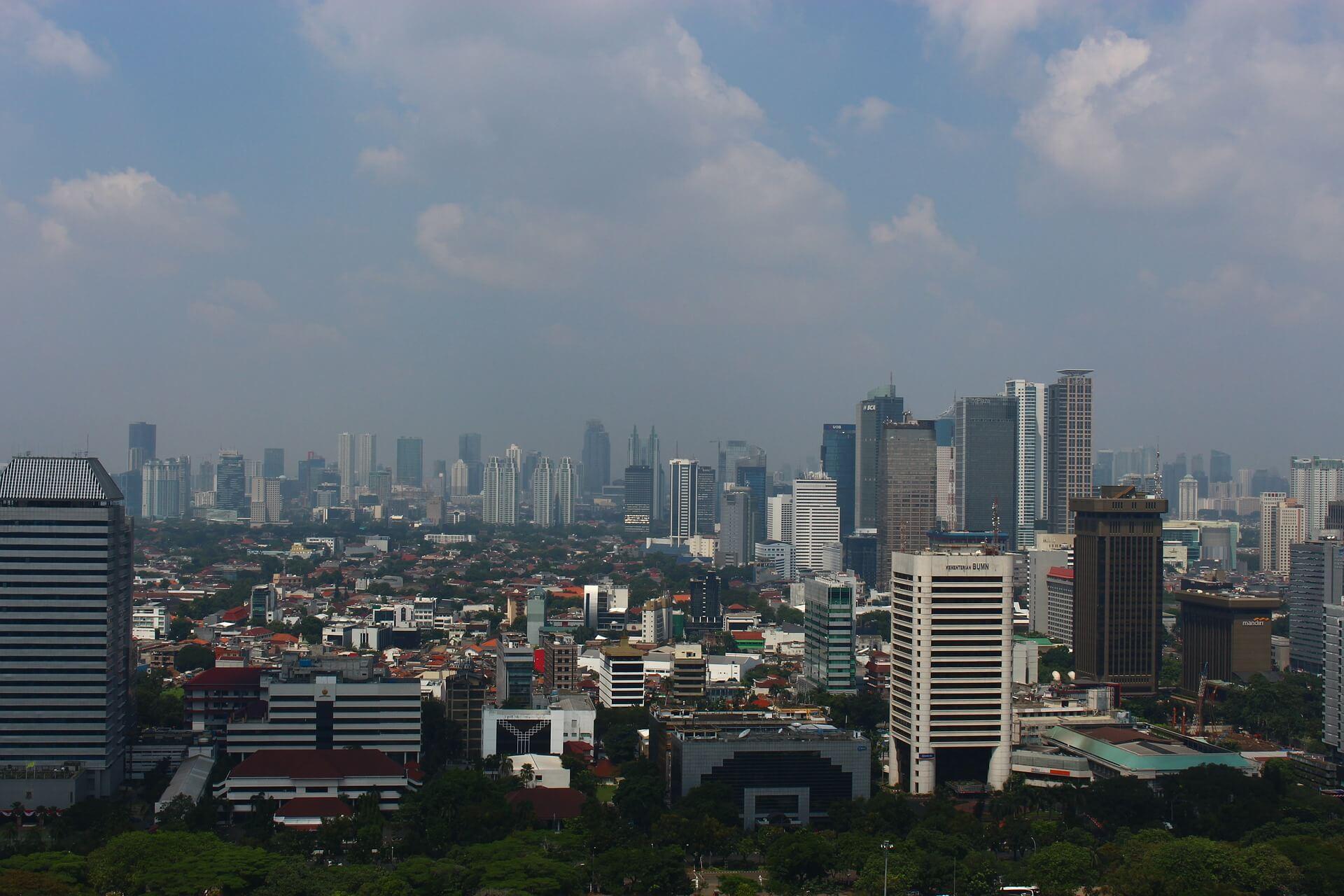 Direktflüge und Billigflüge ab Amsterdam nach Jakarta