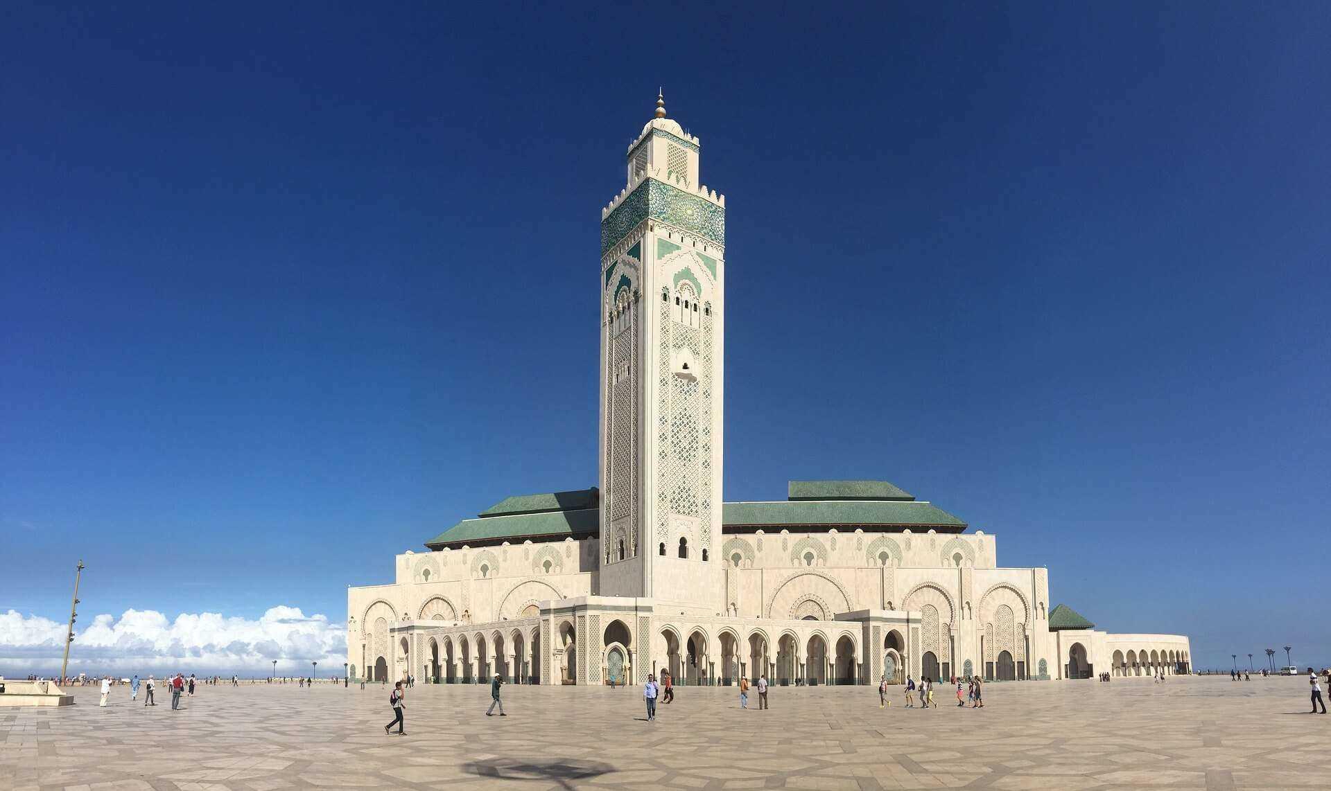 Direktflüge und Billigflüge ab Frankfurt nach Casablanca