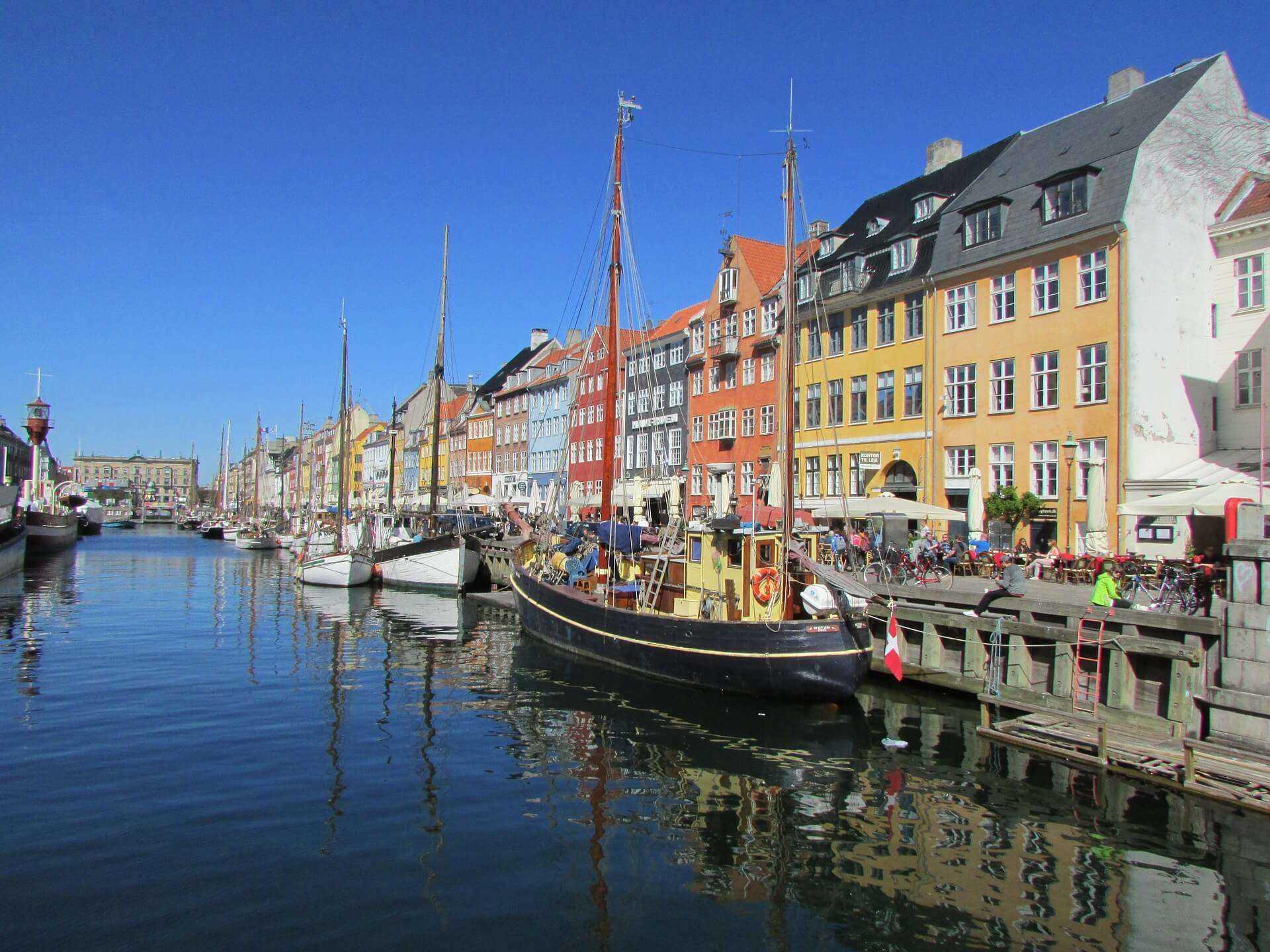 Direktflüge und Billigflüge nach Kopenhagen