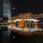 Billige Direktflüge nach Chengdu