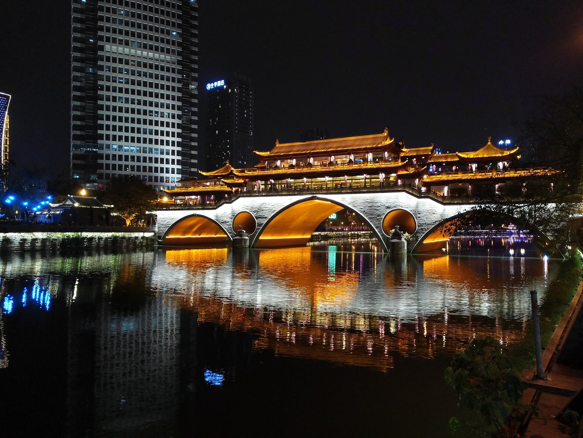 Direktflüge und Billigflüge ab Amsterdam nach Chengdu