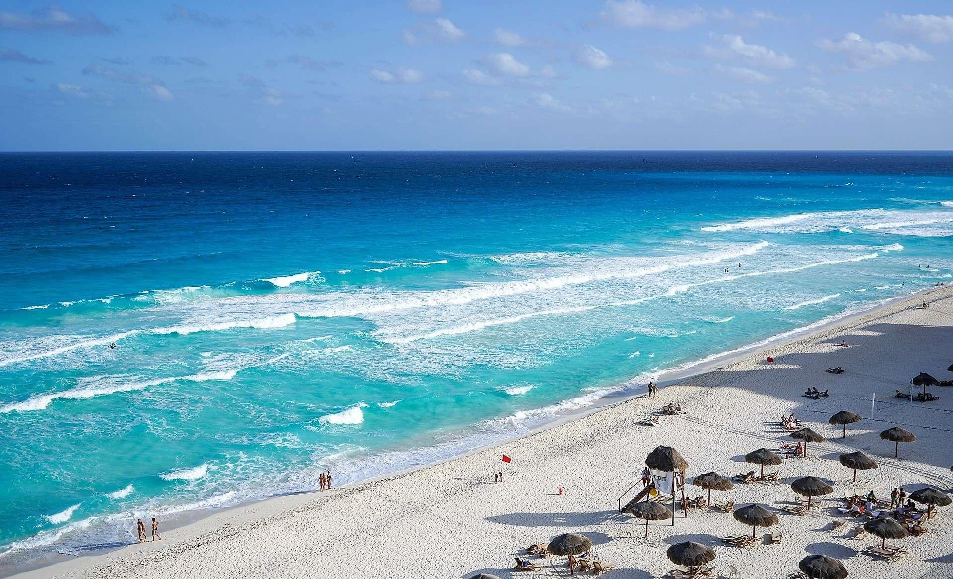 Direktflüge und Billigflüge ab Frankfurt nach Cancún