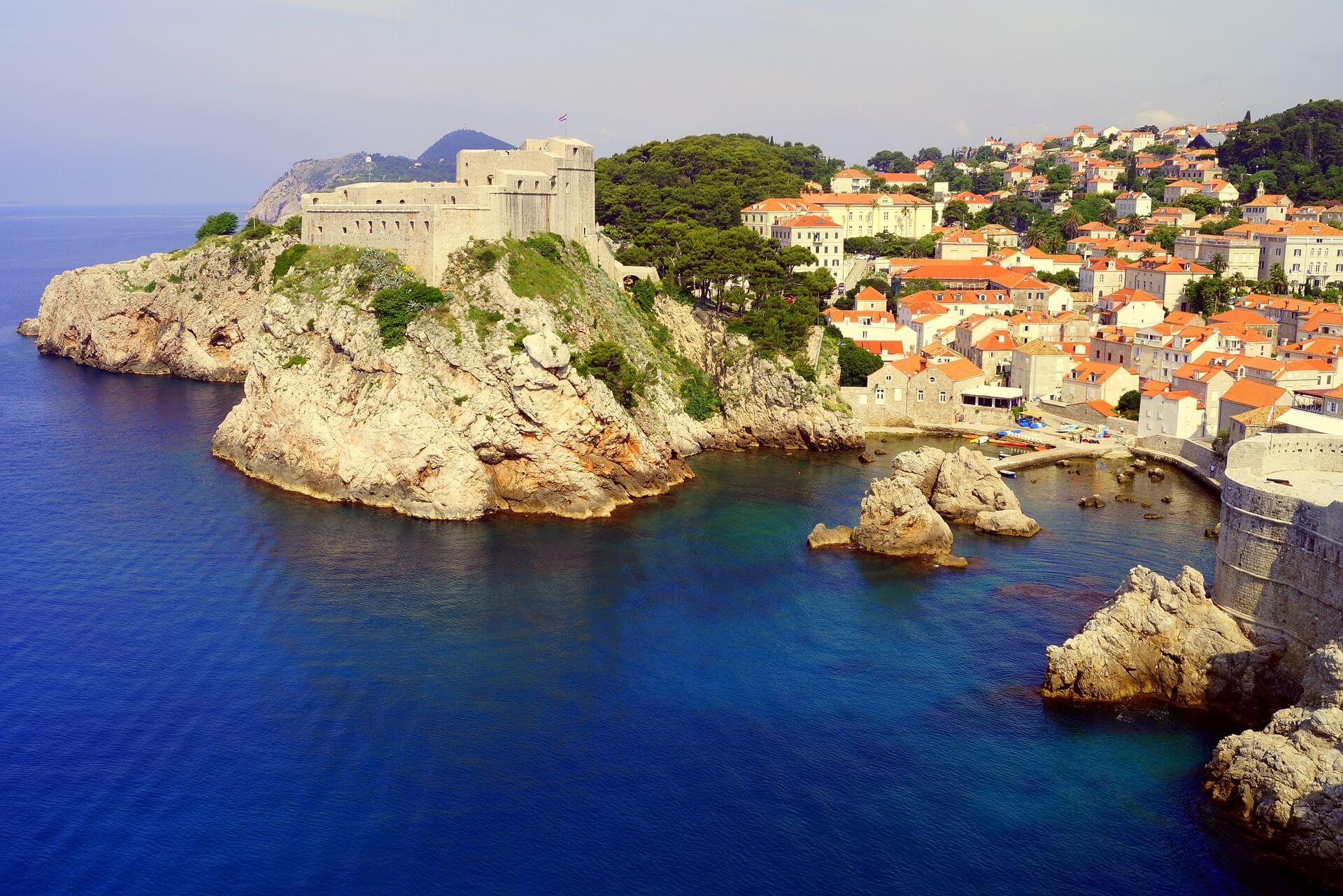 Direktflüge und Billigflüge ab Berlin-Tegel nach Dubrovnik
