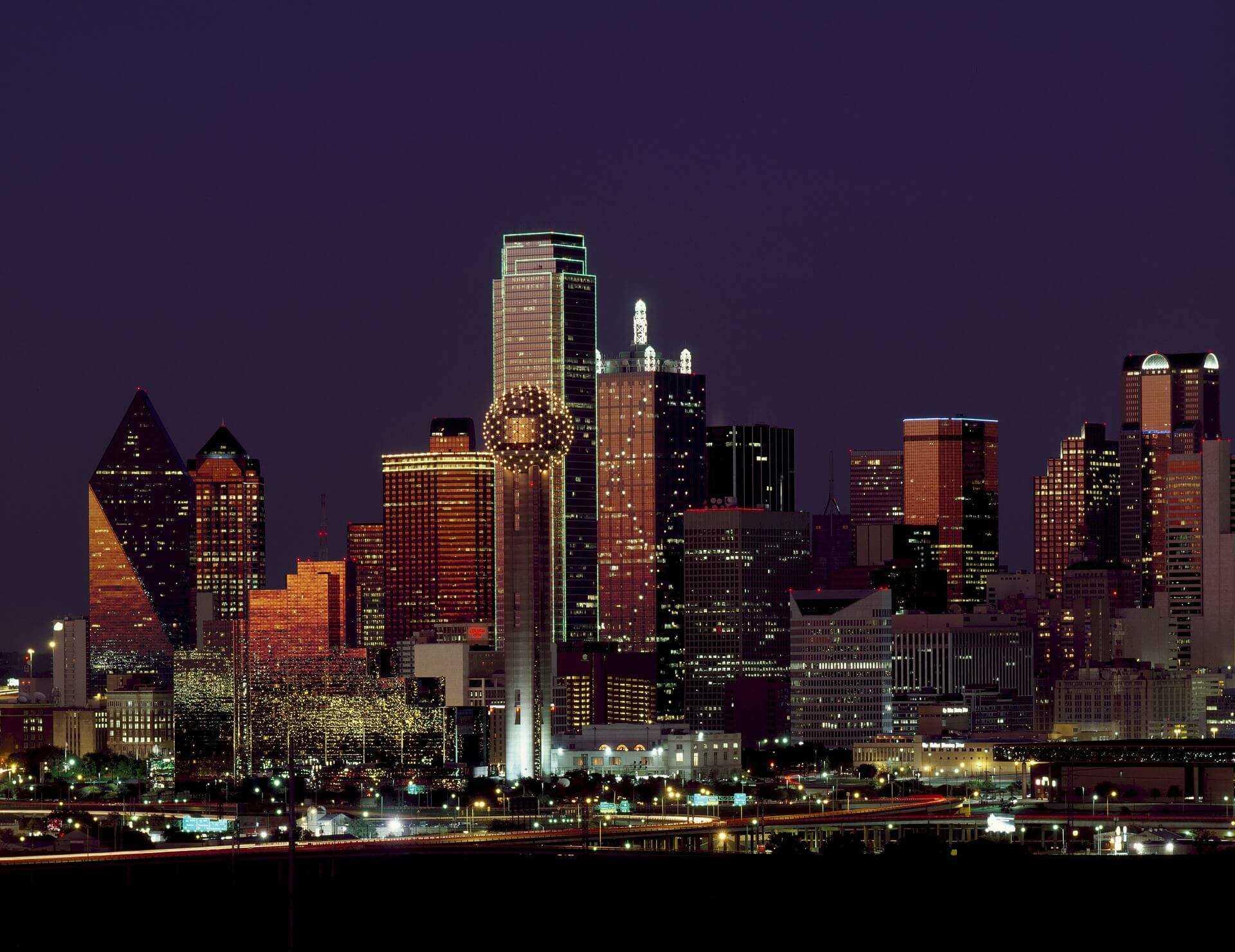 Direktflüge und Billigflüge nach Dallas