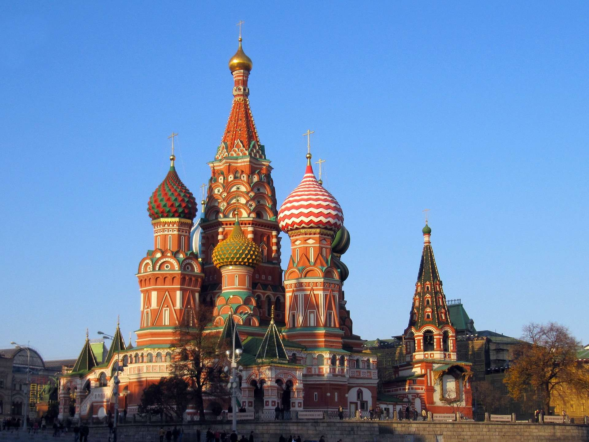 Direktflüge und Billigflüge ab Berlin-Tegel nach Moskau Domodedowo