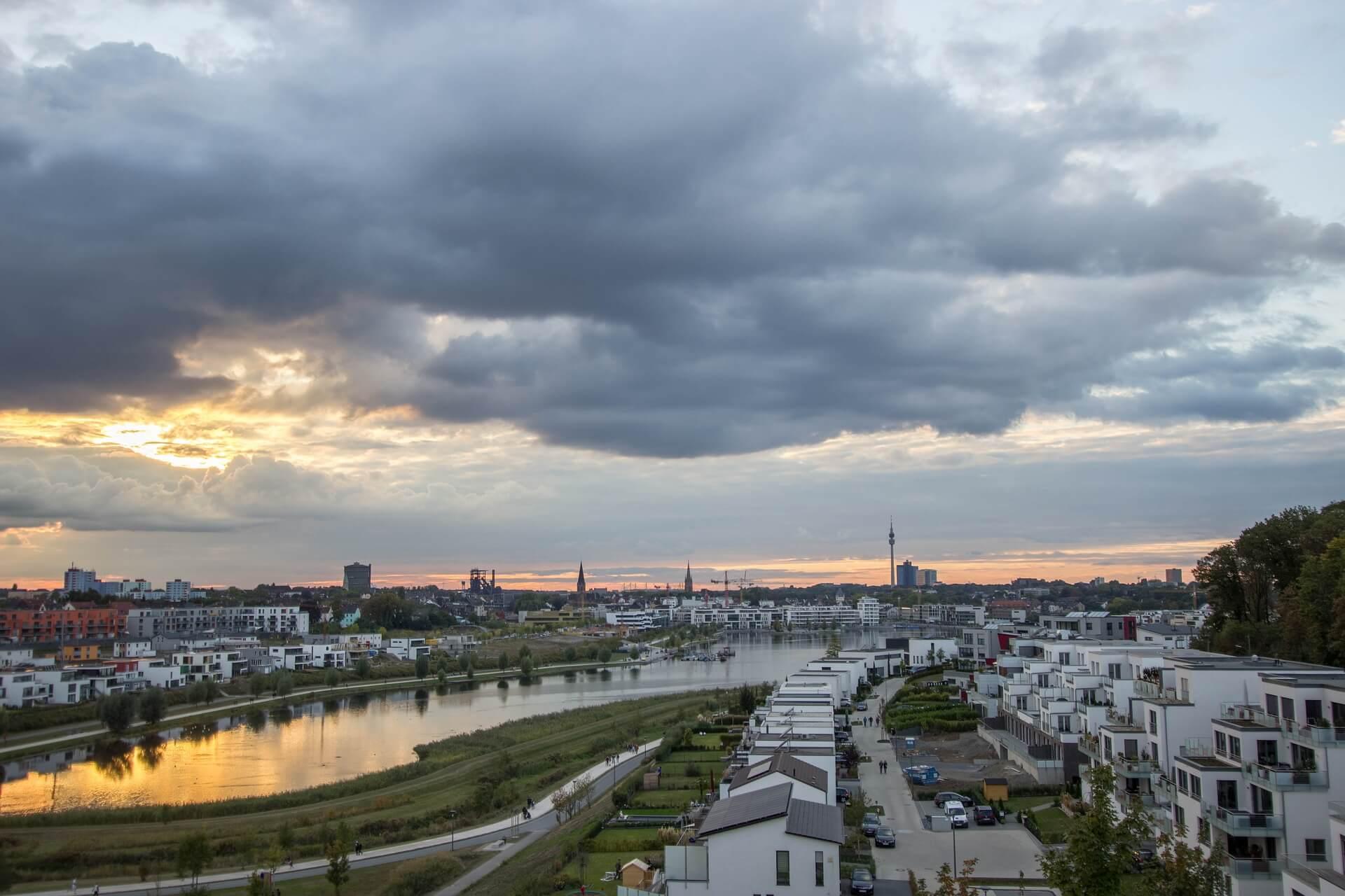 Direktflüge und Billigflüge ab Dortmund