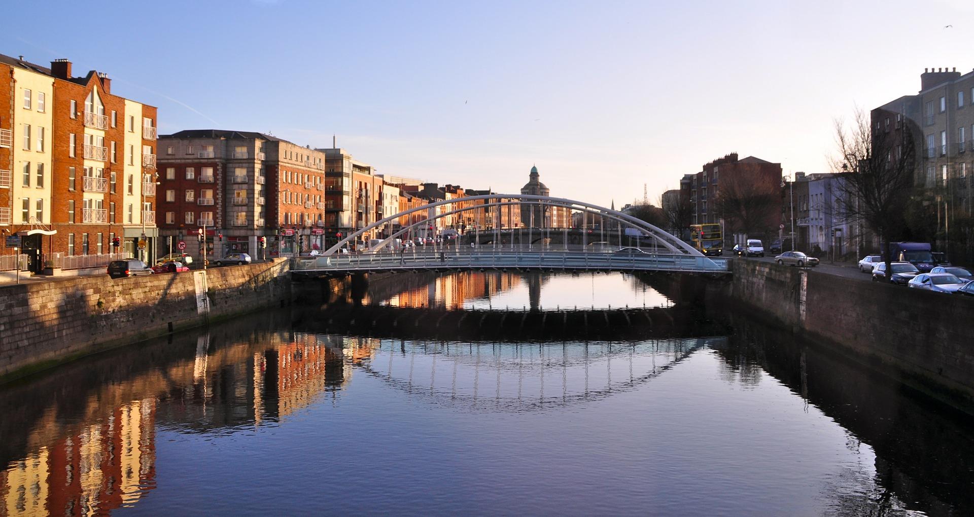 Direktflüge und Billigflüge ab Wien nach Dublin