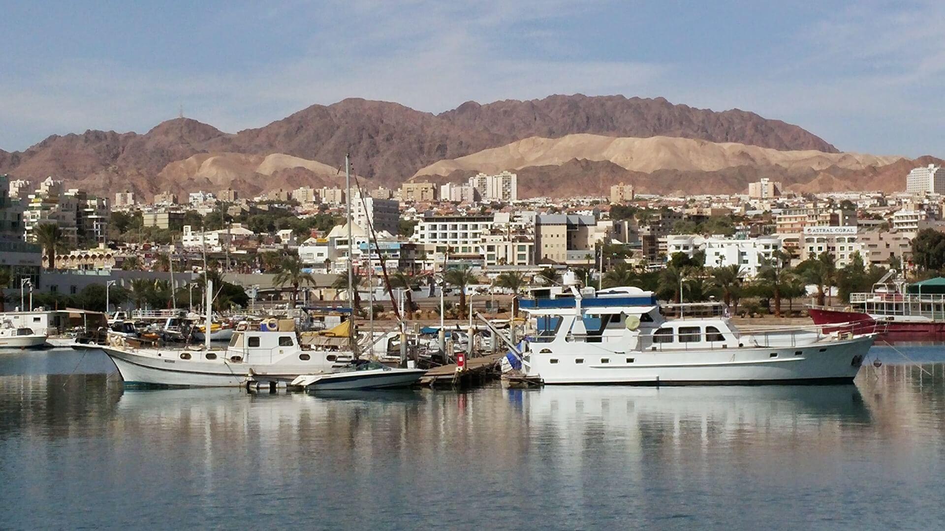 Direktflüge und Billigflüge nach Eilat