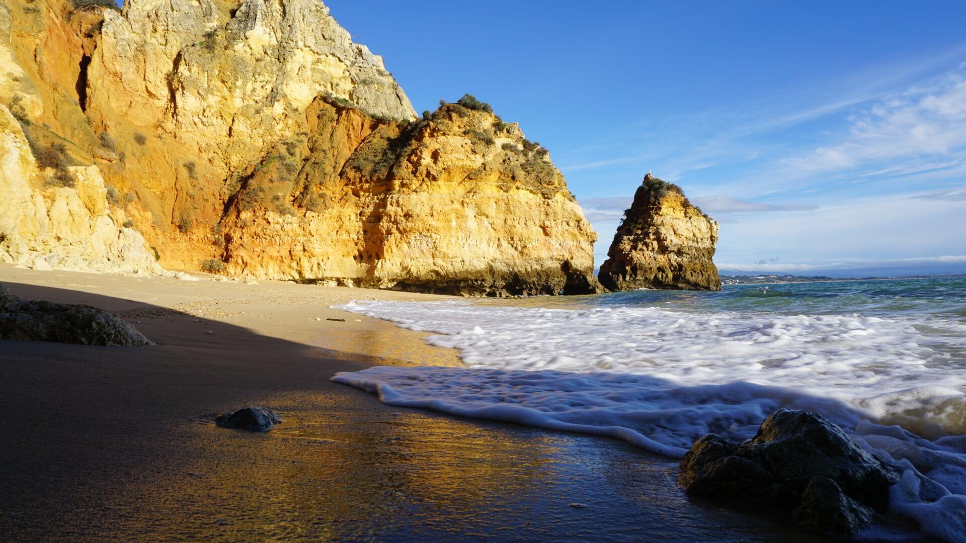 Direktflüge und Billigflüge ab Weeze nach Faro (Algarve)