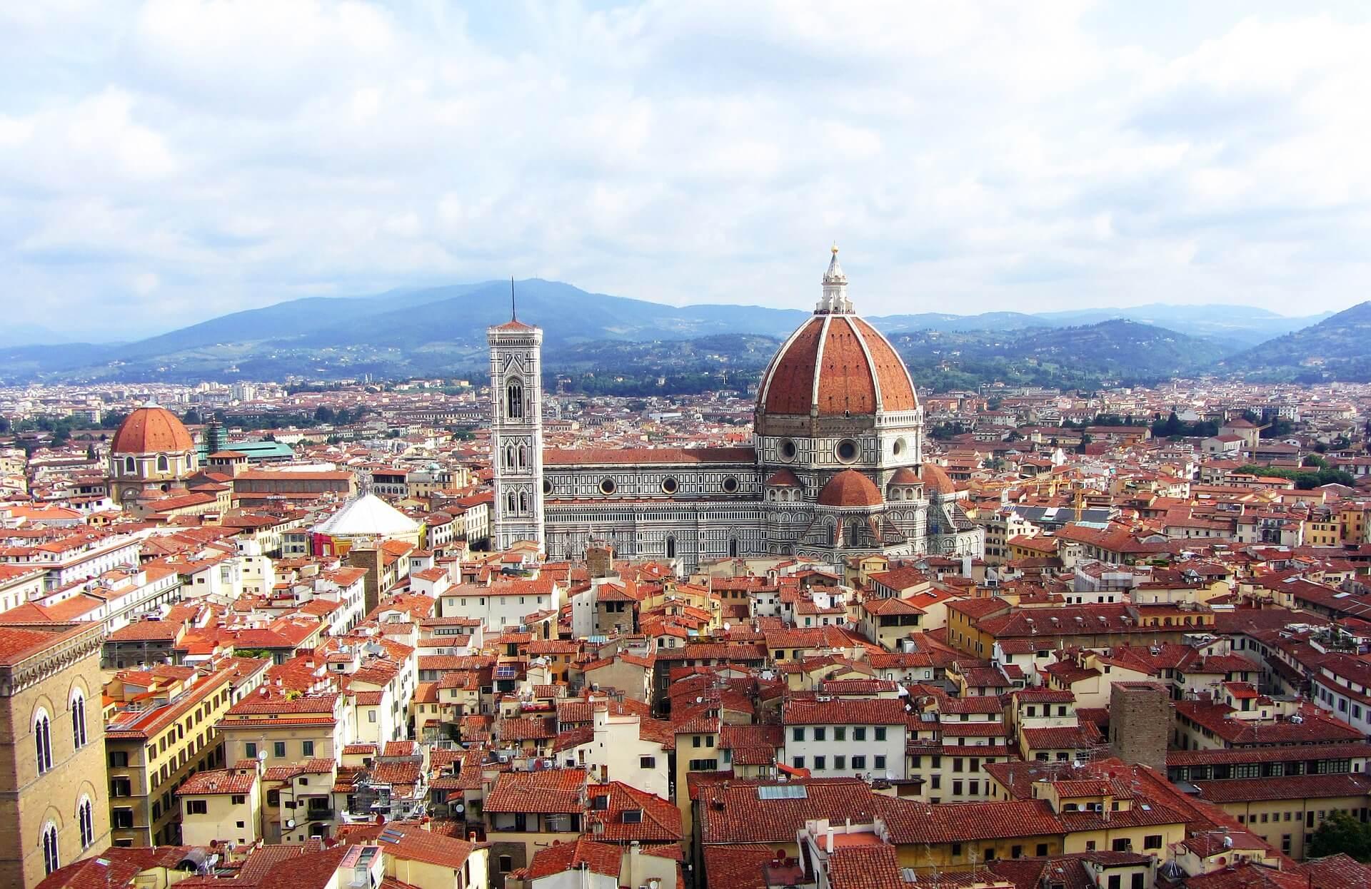 Direktflüge und Billigflüge ab Frankfurt nach Florenz