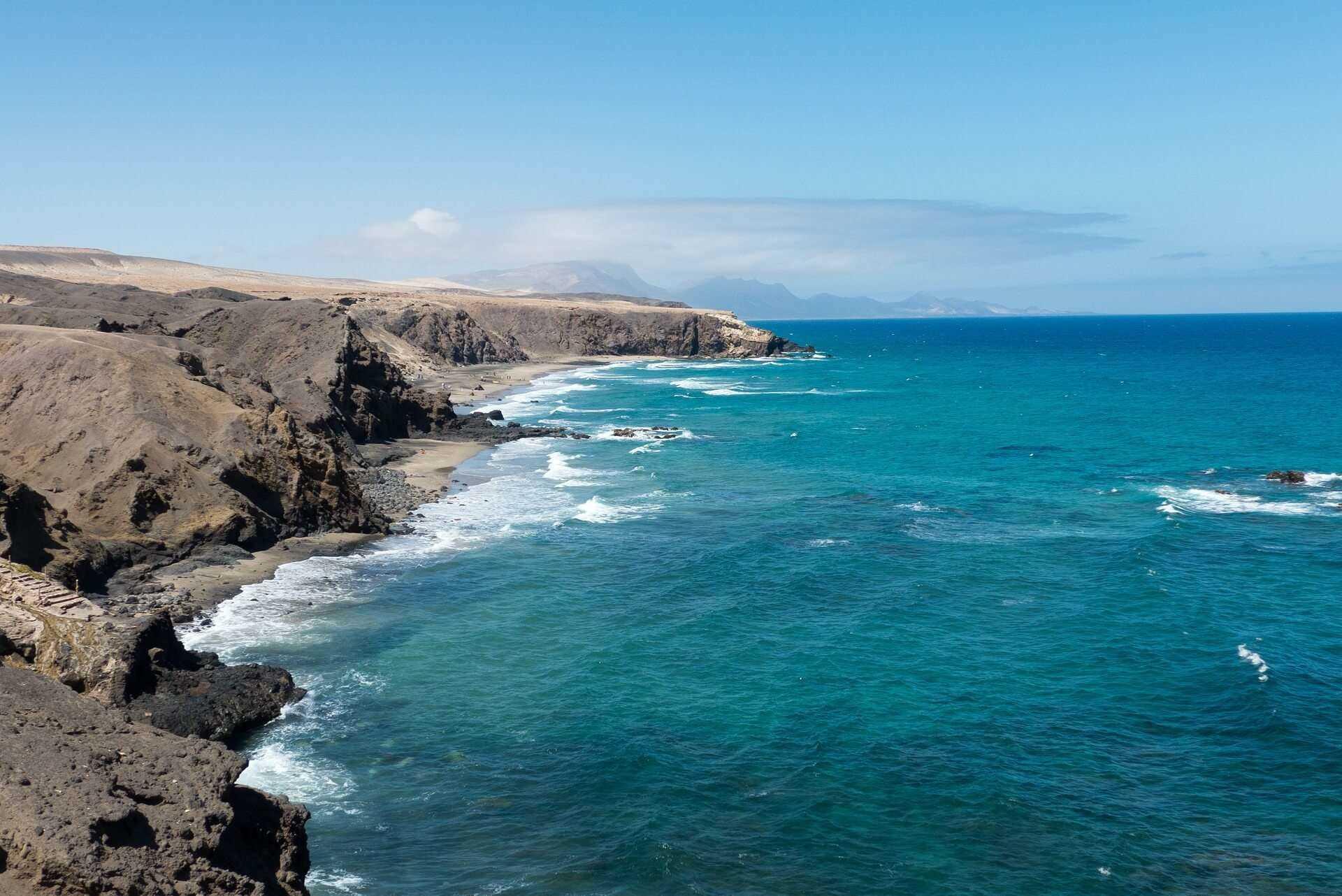 Direktflüge und Billigflüge ab Rostock nach Fuerteventura