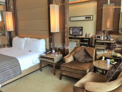 Fullerton Bay Hotel Singapur