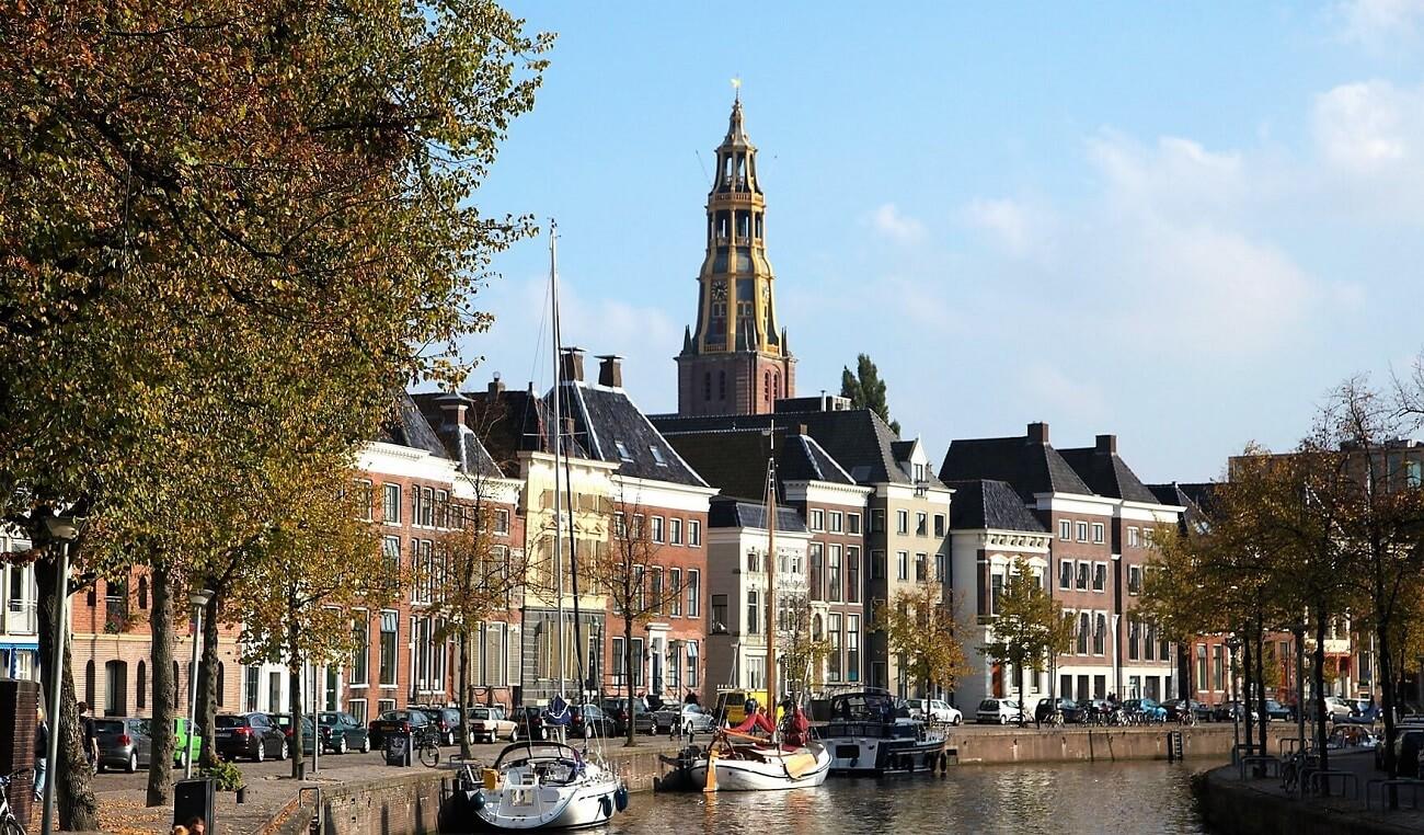 Direktflüge und Billigflüge nach Groningen