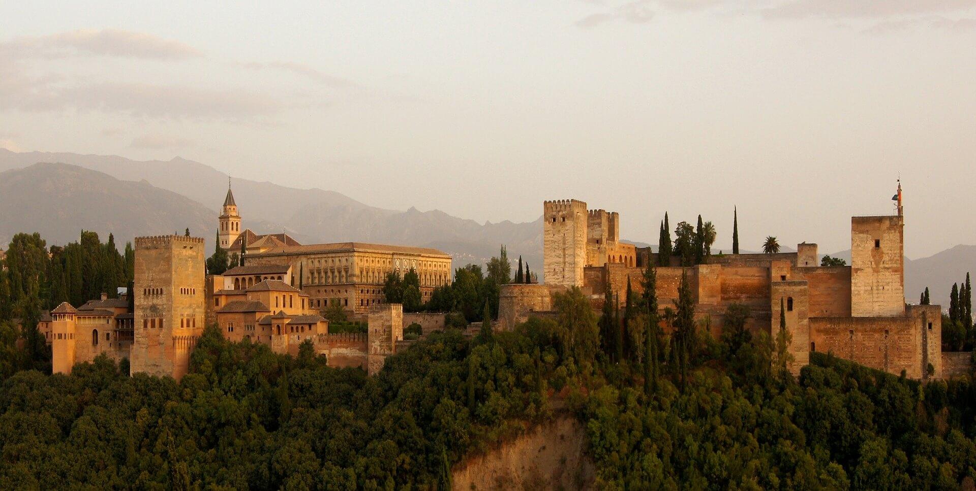 Direktflüge und Billigflüge nach Granada