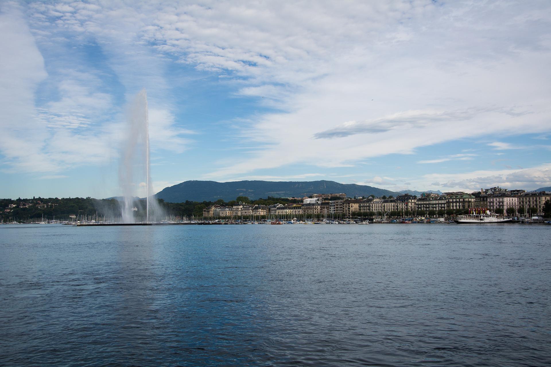 Direktflüge und Billigflüge ab München nach Genf