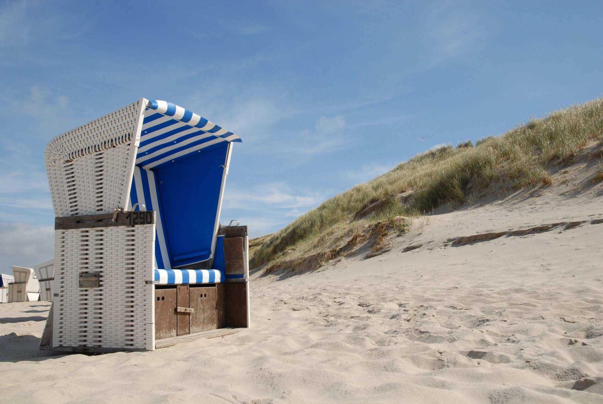 Direktflüge und Billigflüge nach Westerland/Sylt