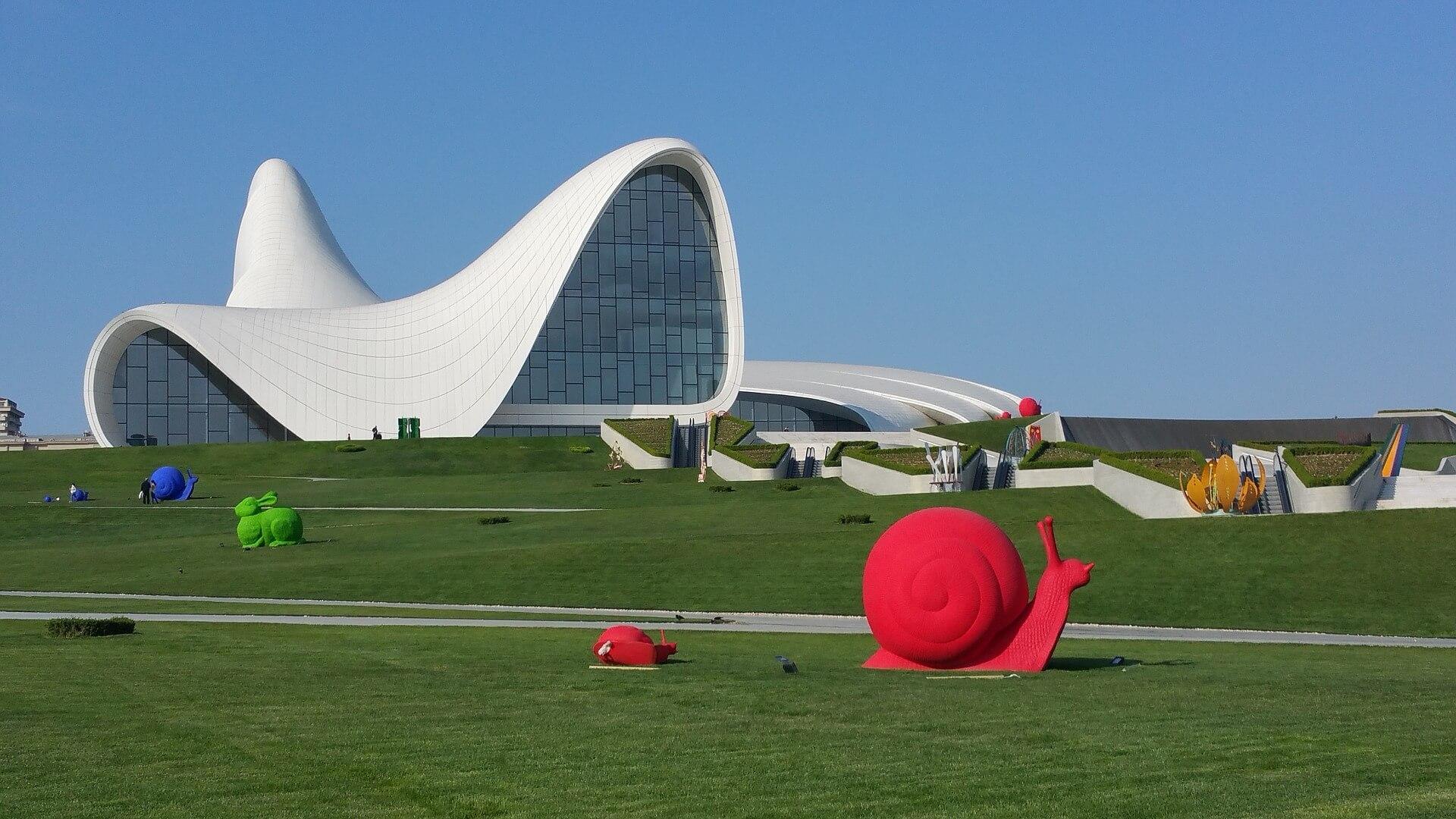 Direktflüge und Billigflüge nach Aserbaidschan