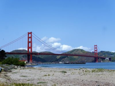 Golden Gate Bridge Crissy Field