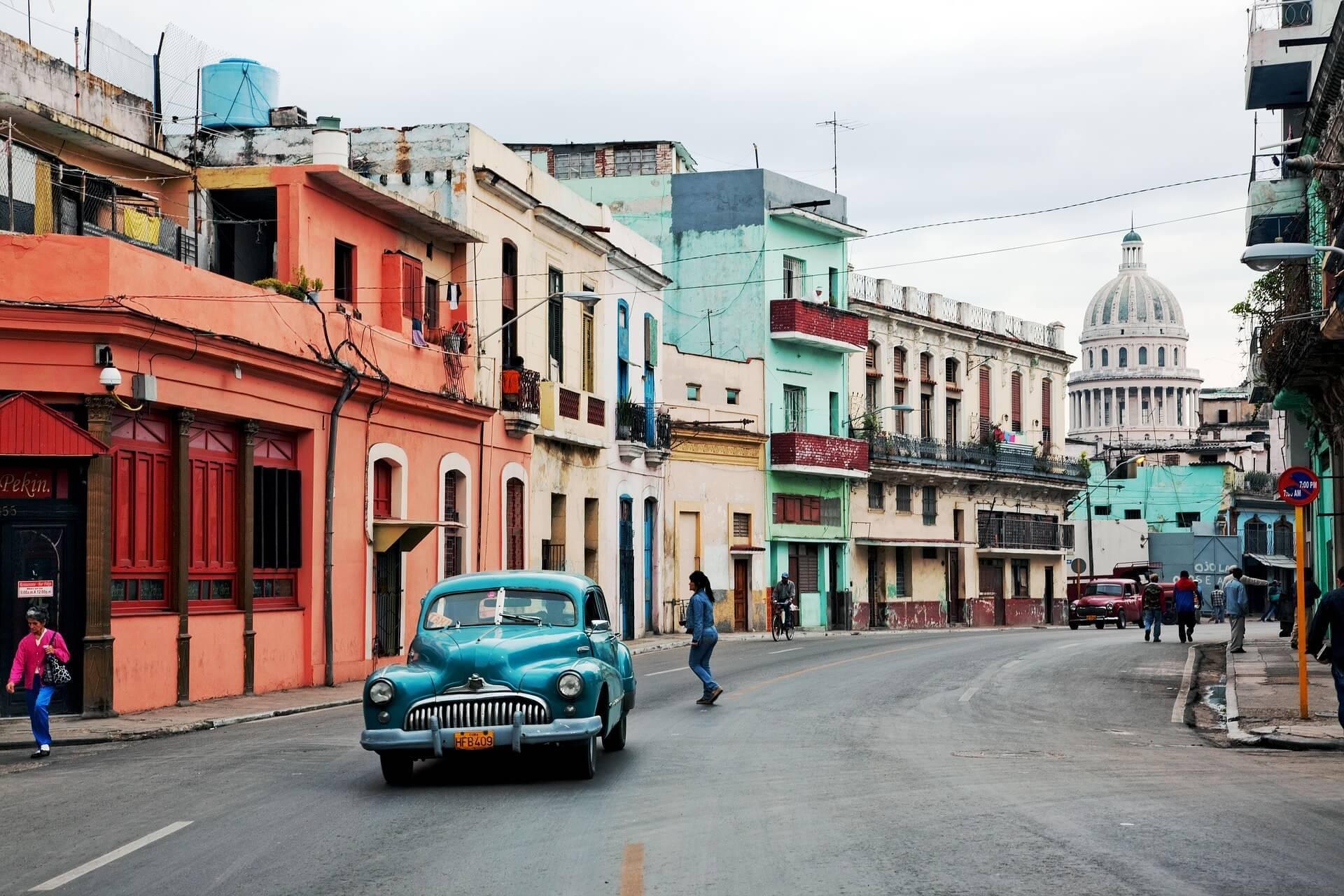 Direktflüge und Billigflüge nach Kuba