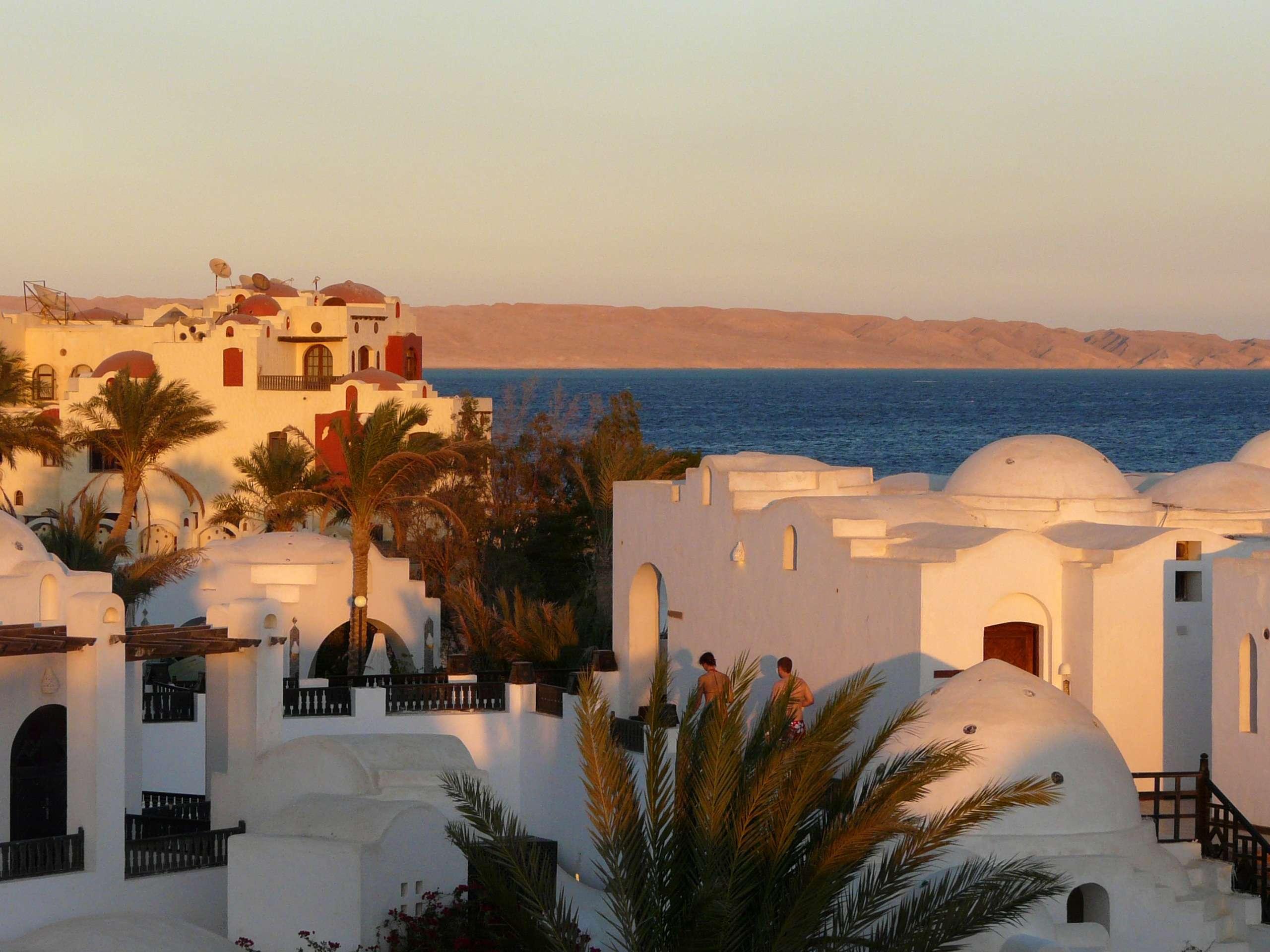 Direktflüge und Billigflüge nach Hurghada