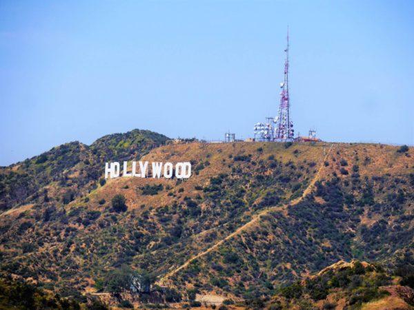 Hollywood Schriftzug Los Angeles