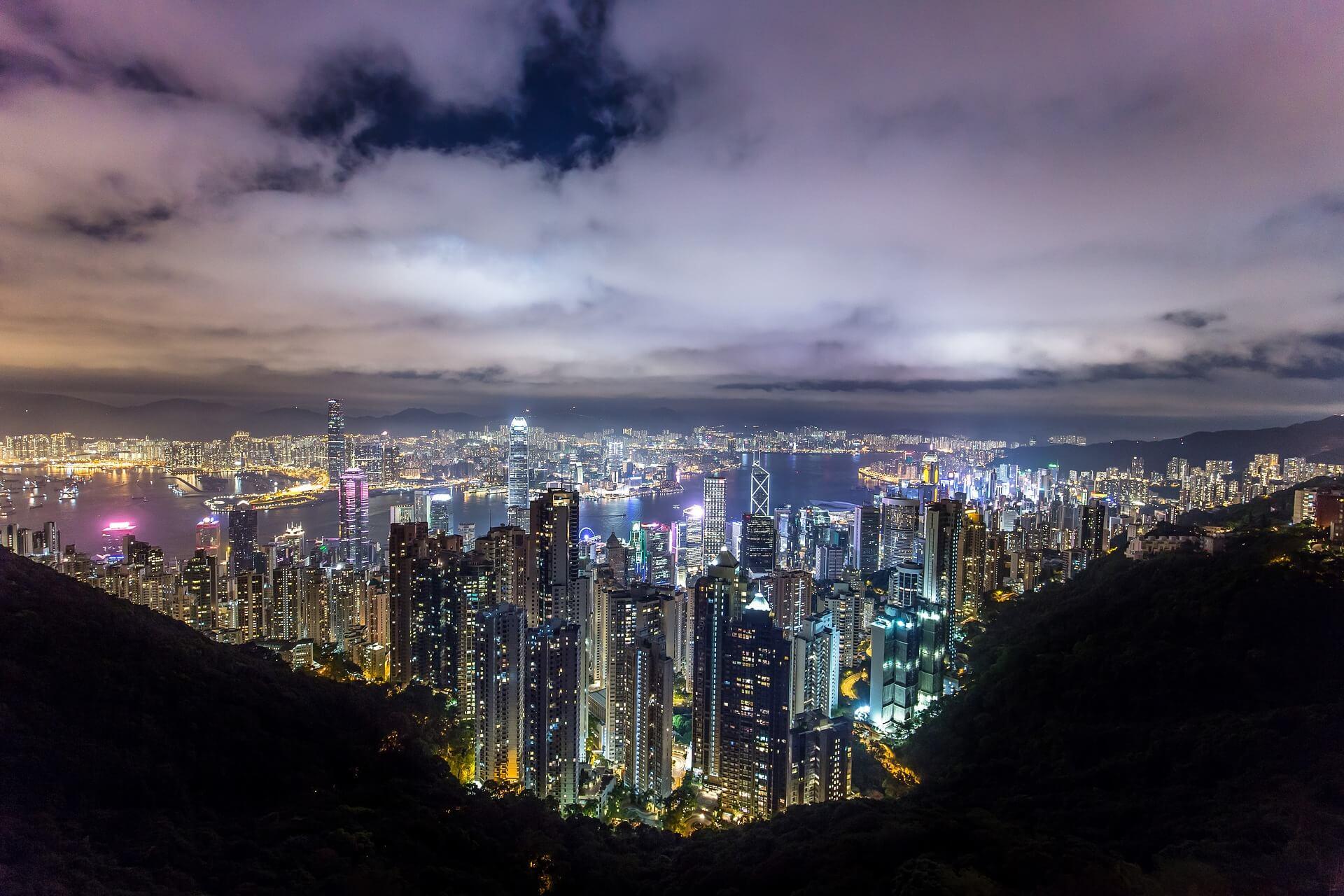 Direktflüge nach Hong Kong