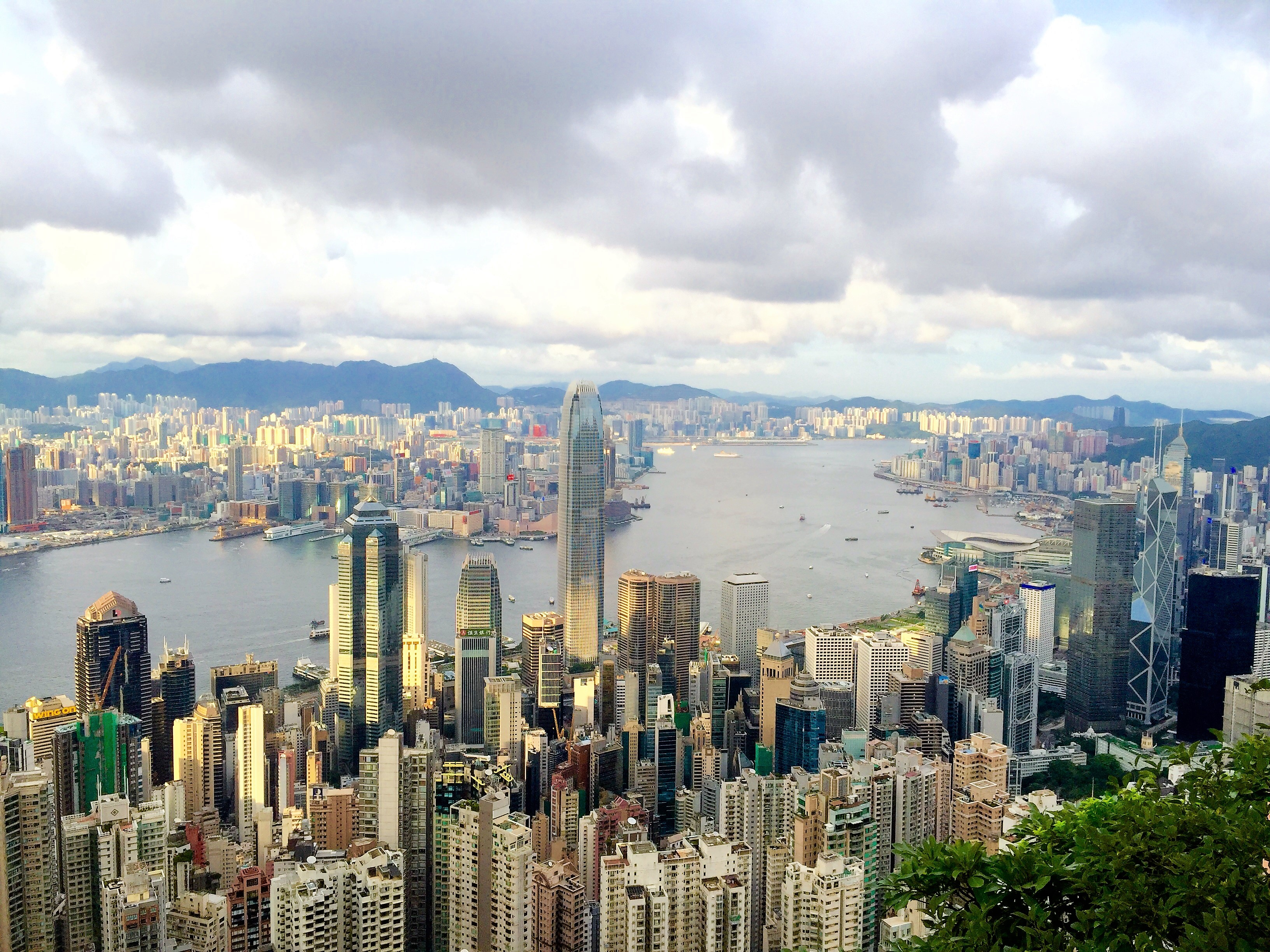Hong Kong Sightseeing 11 Highlights Die Fast Umsonst Sind