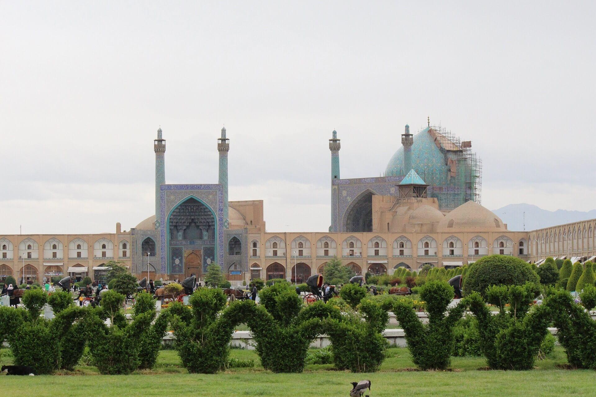 Direktflüge und Billigflüge nach Isfahan
