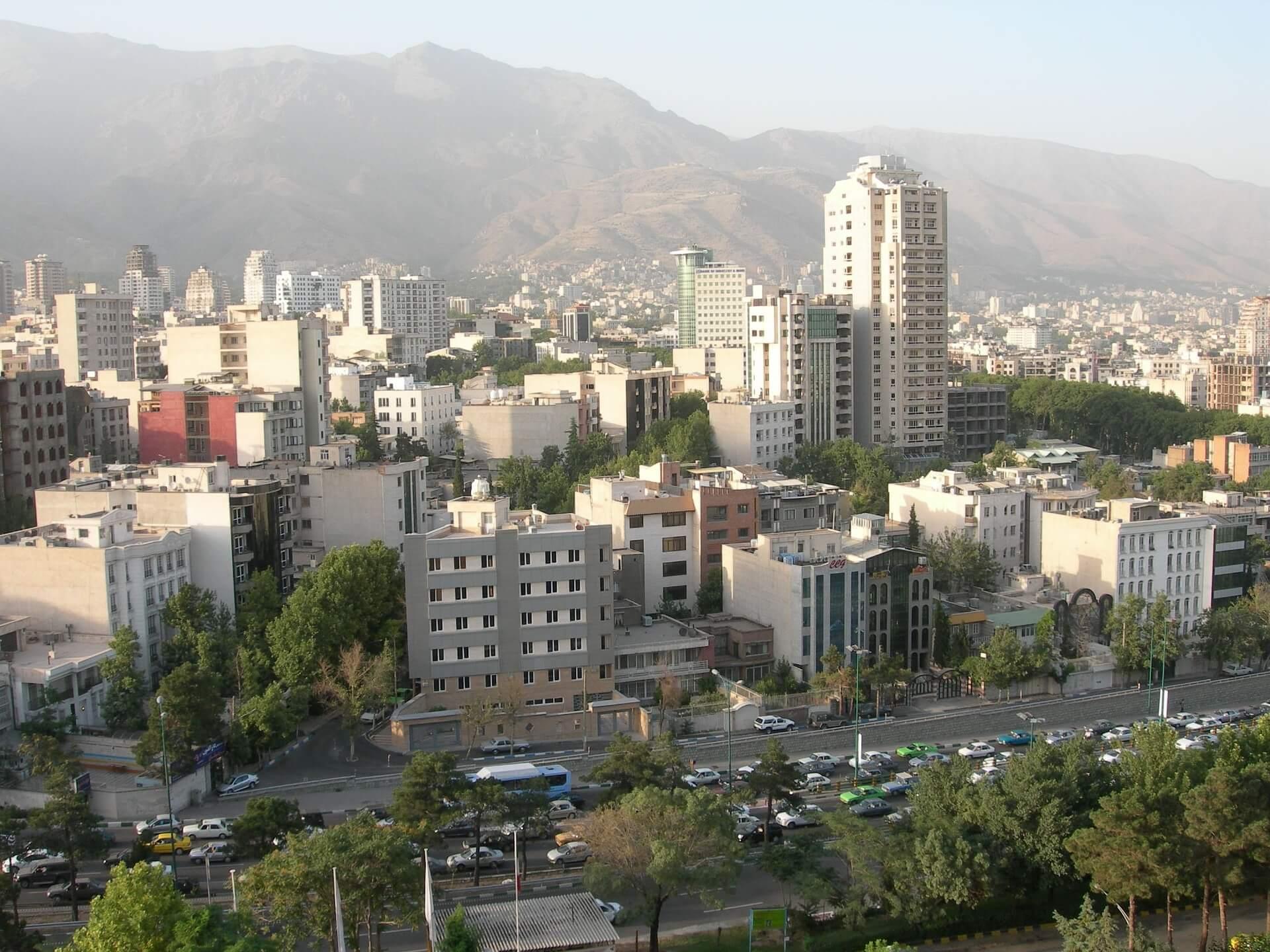 Direktflüge und Billigflüge ab München nach Teheran