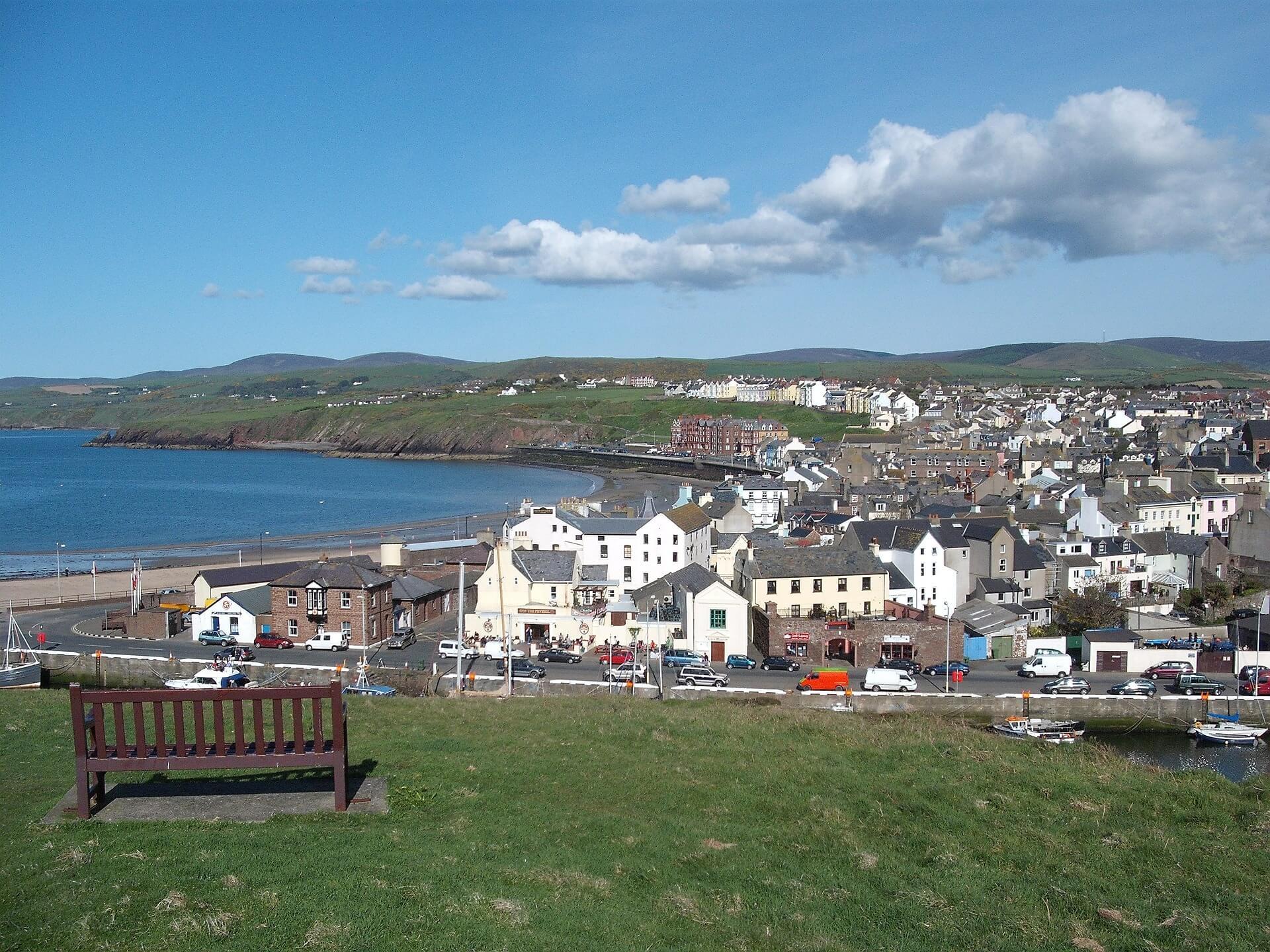 Direktflüge und Billigflüge nach Isle of Man