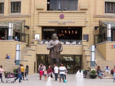 Johannesburg Nelson Mandela Square