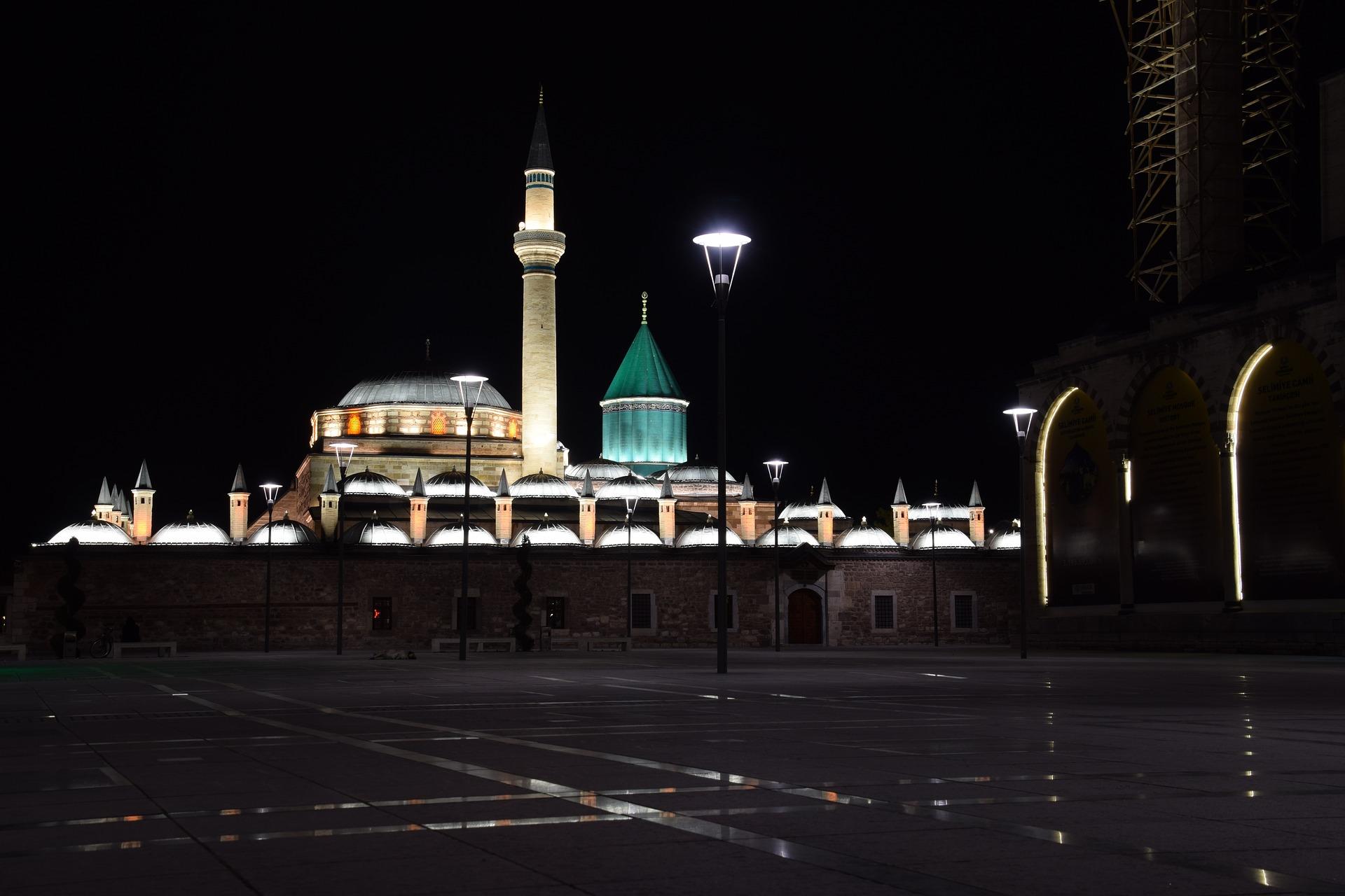 Direktflüge nach Konya
