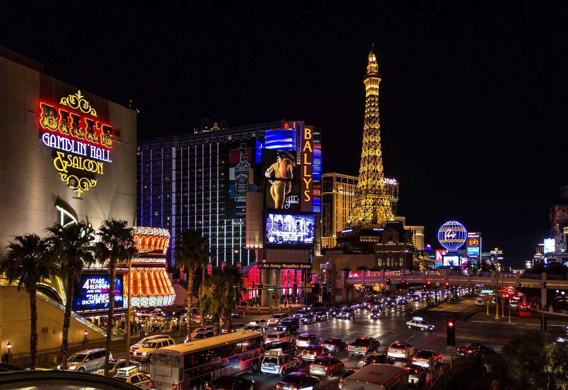 Direktflüge und Billigflüge nach Las Vegas