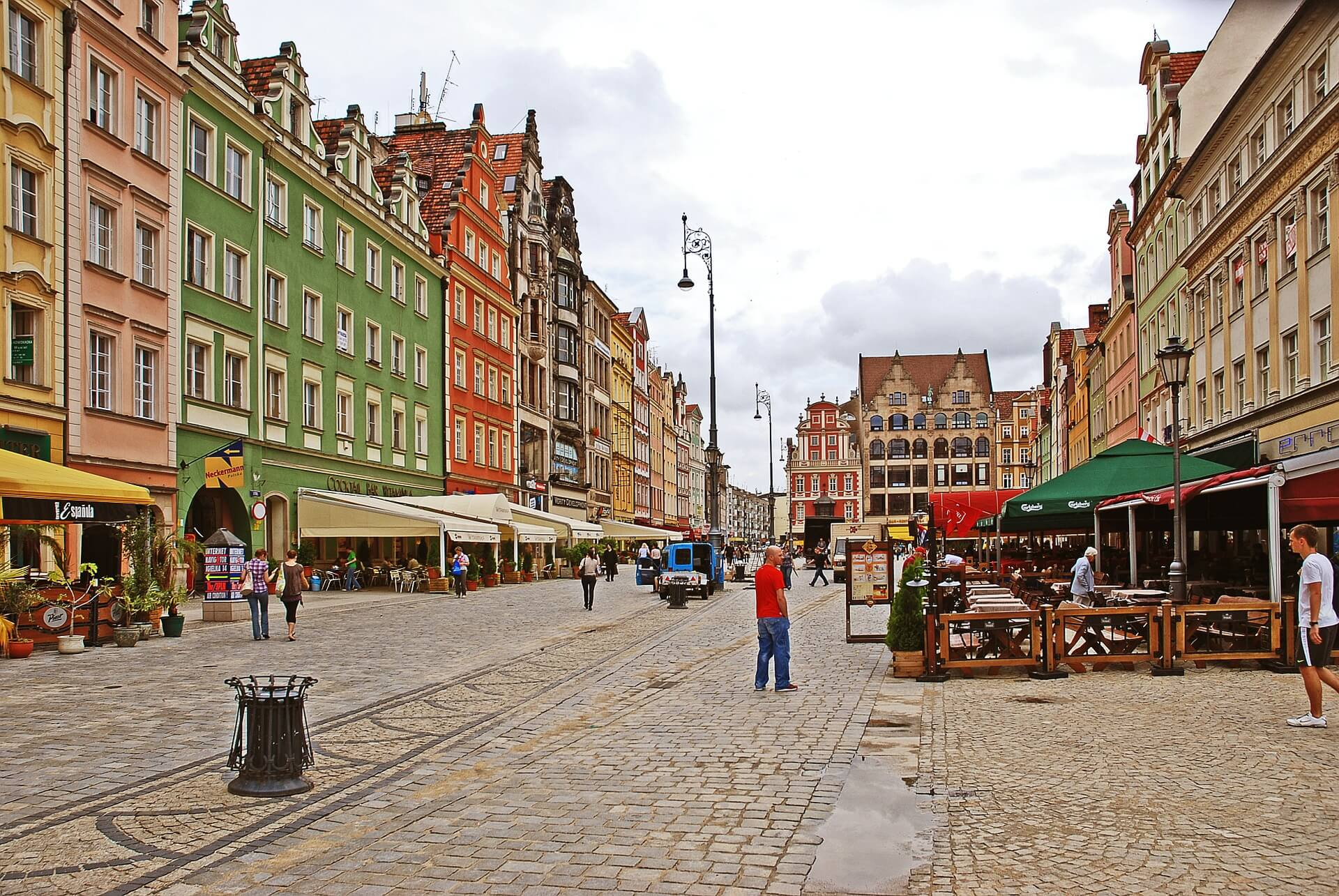 Direktflüge und Billigflüge nach Lodz