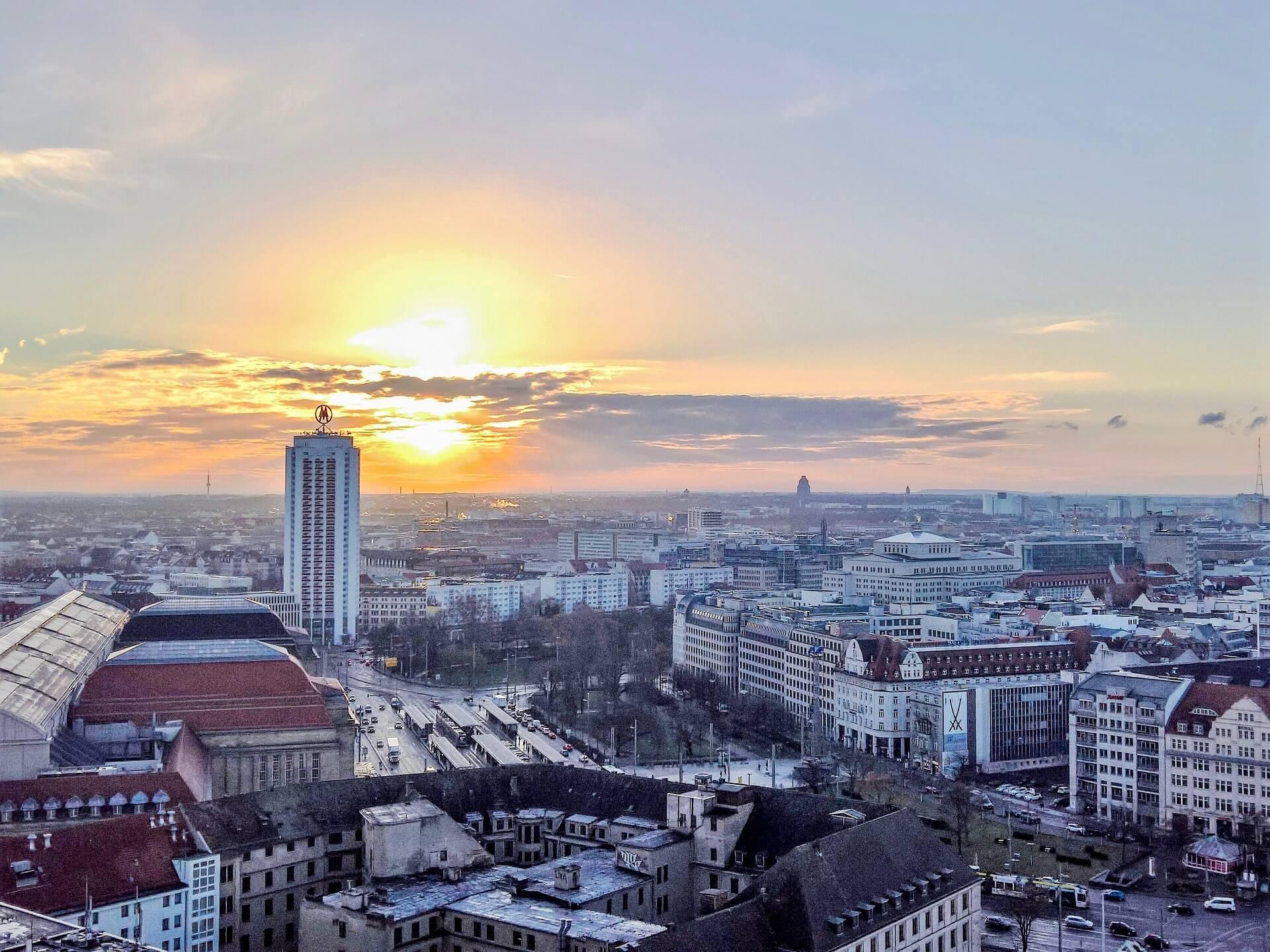 Direktflüge und Billigflüge ab Leipzig/Halle