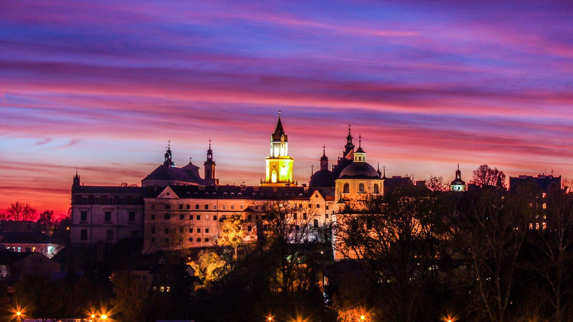 Direktflüge und Billigflüge nach Lublin-Swidnik