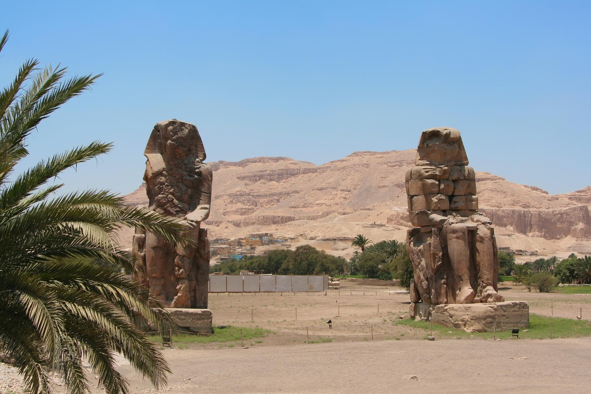 Direktflüge und Billigflüge ab Frankfurt nach Luxor