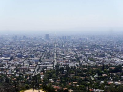 Los Angeles Aussicht