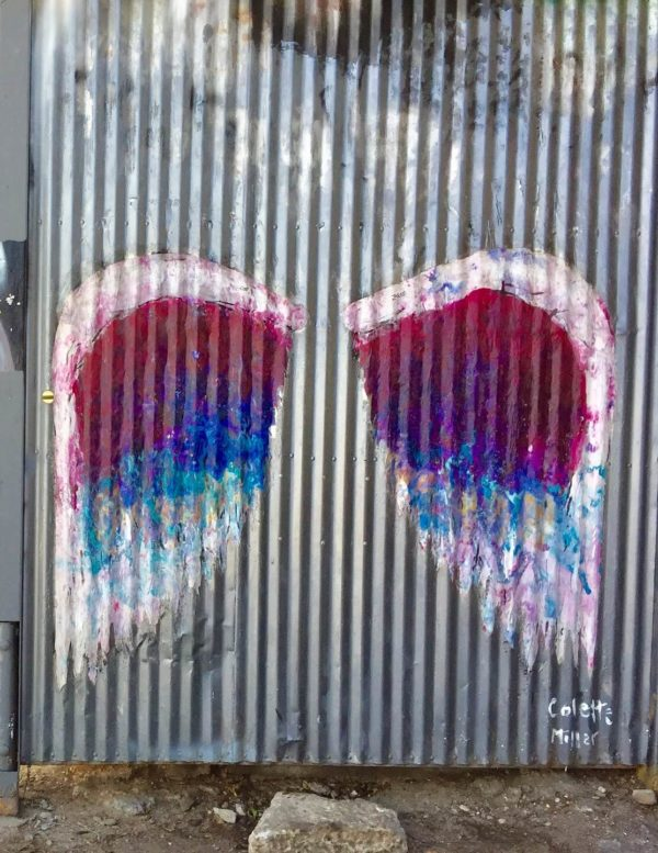 Los Angeles Colette Miller Angel Wings 2