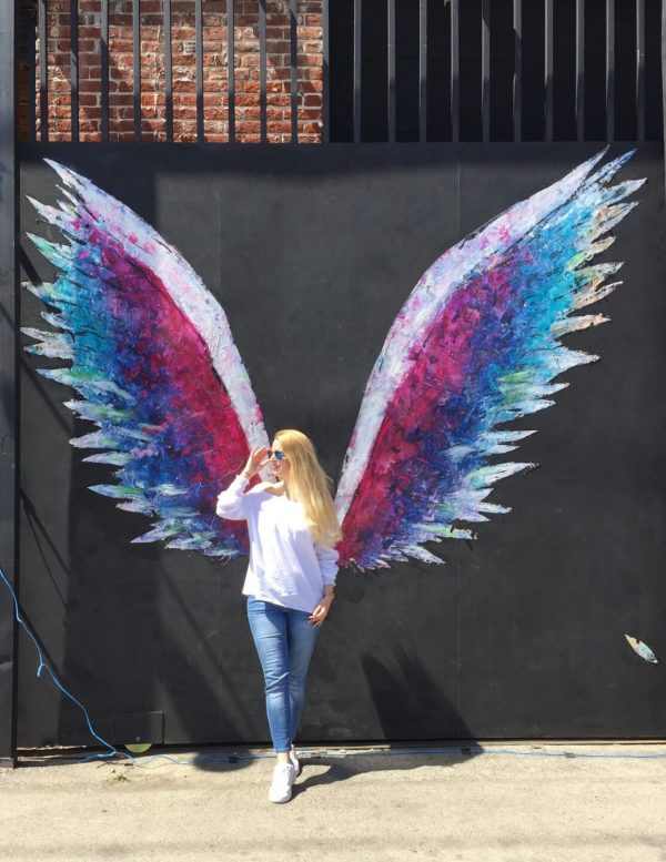 Los Angeles Colette Miller Angel Wings