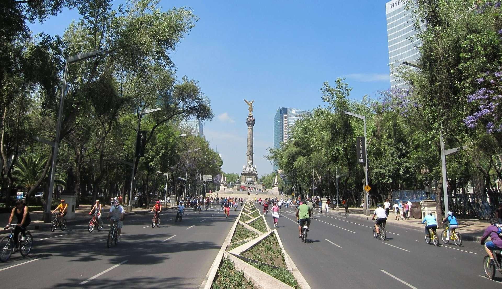 Direktflüge und Billigflüge ab Amsterdam nach Mexiko-Stadt