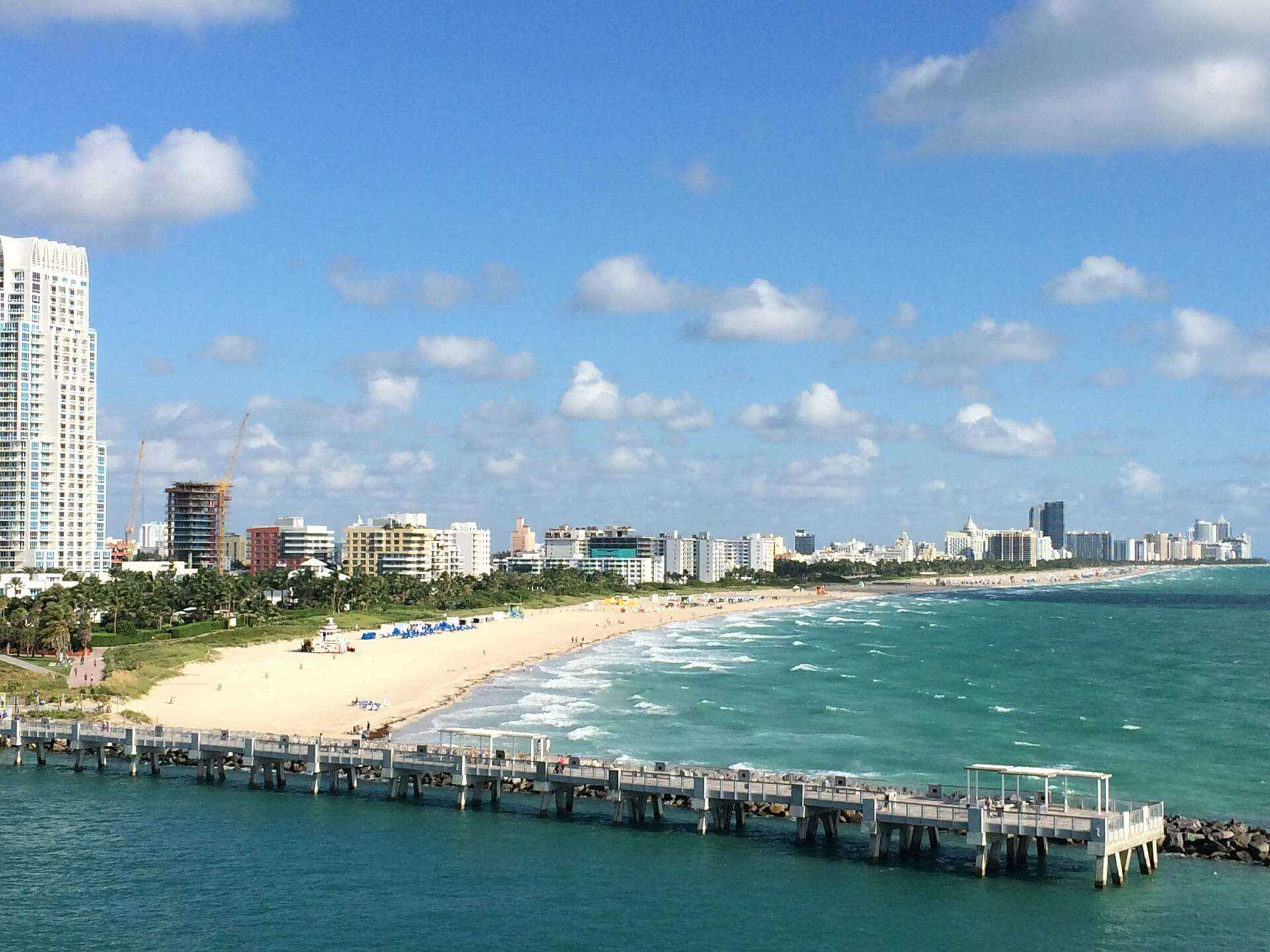Direktflüge und Billigflüge ab München nach Miami